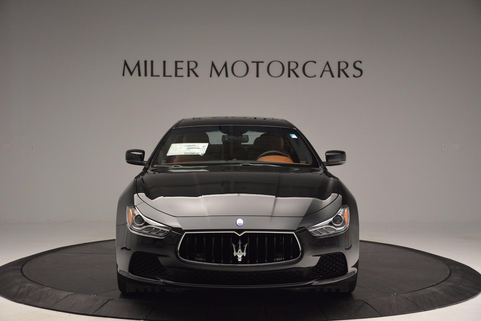 Used 2017 Maserati Ghibli S Q4 For Sale In Westport, CT 682_p12