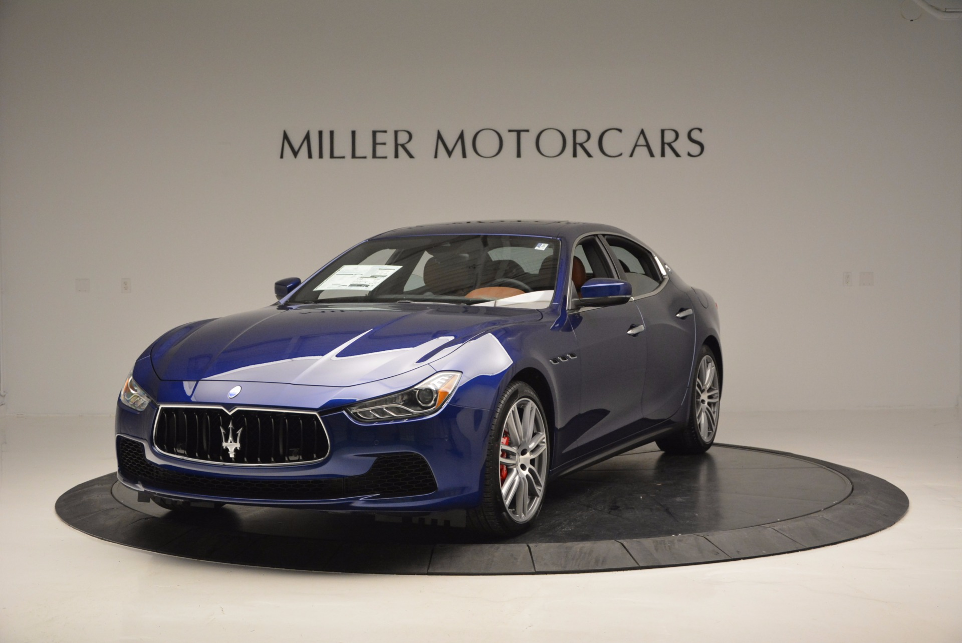 New 2017 Maserati Ghibli S Q4 Westport Ct