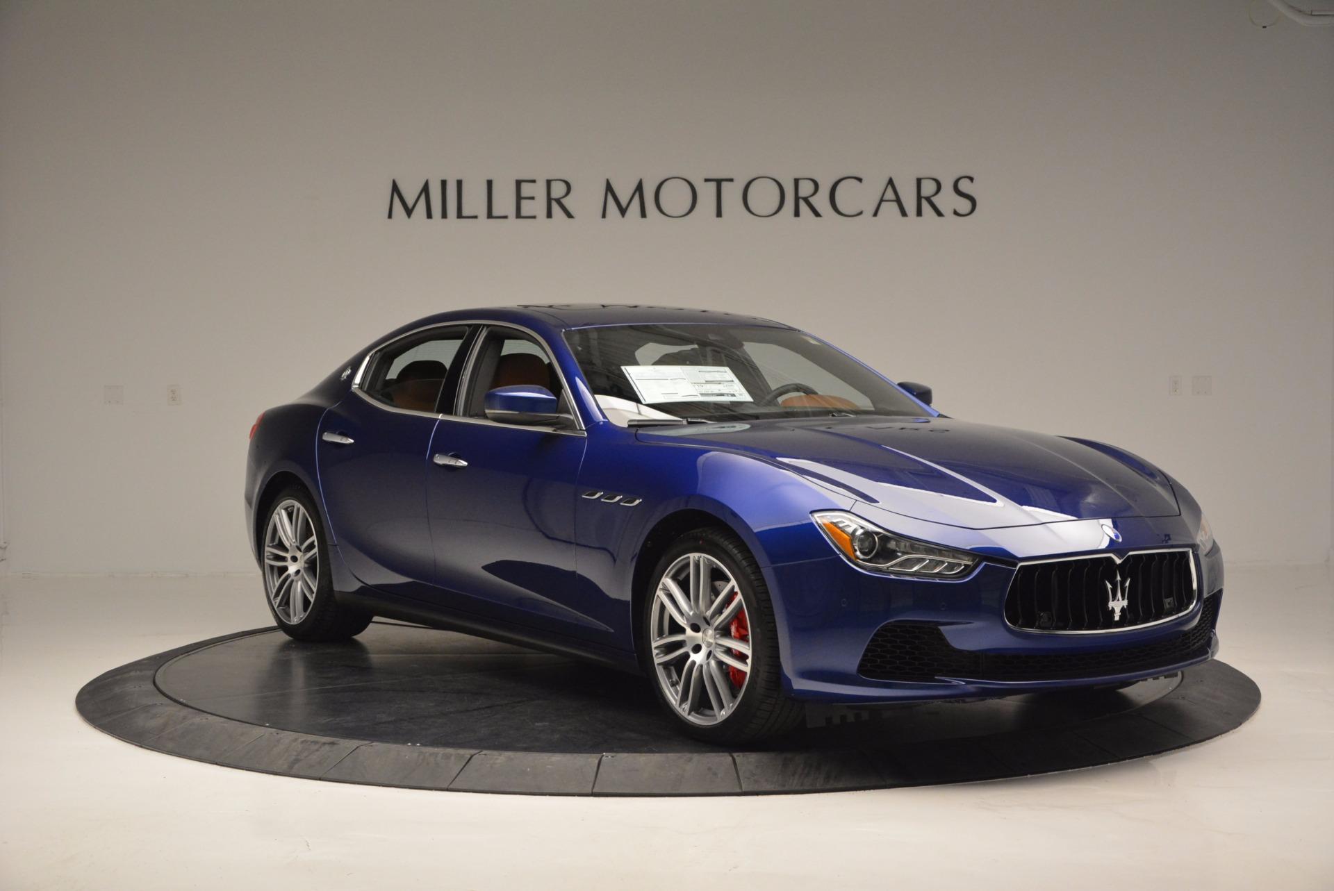 New 2017 Maserati Ghibli S Q4 For Sale In Westport, CT 683_p11