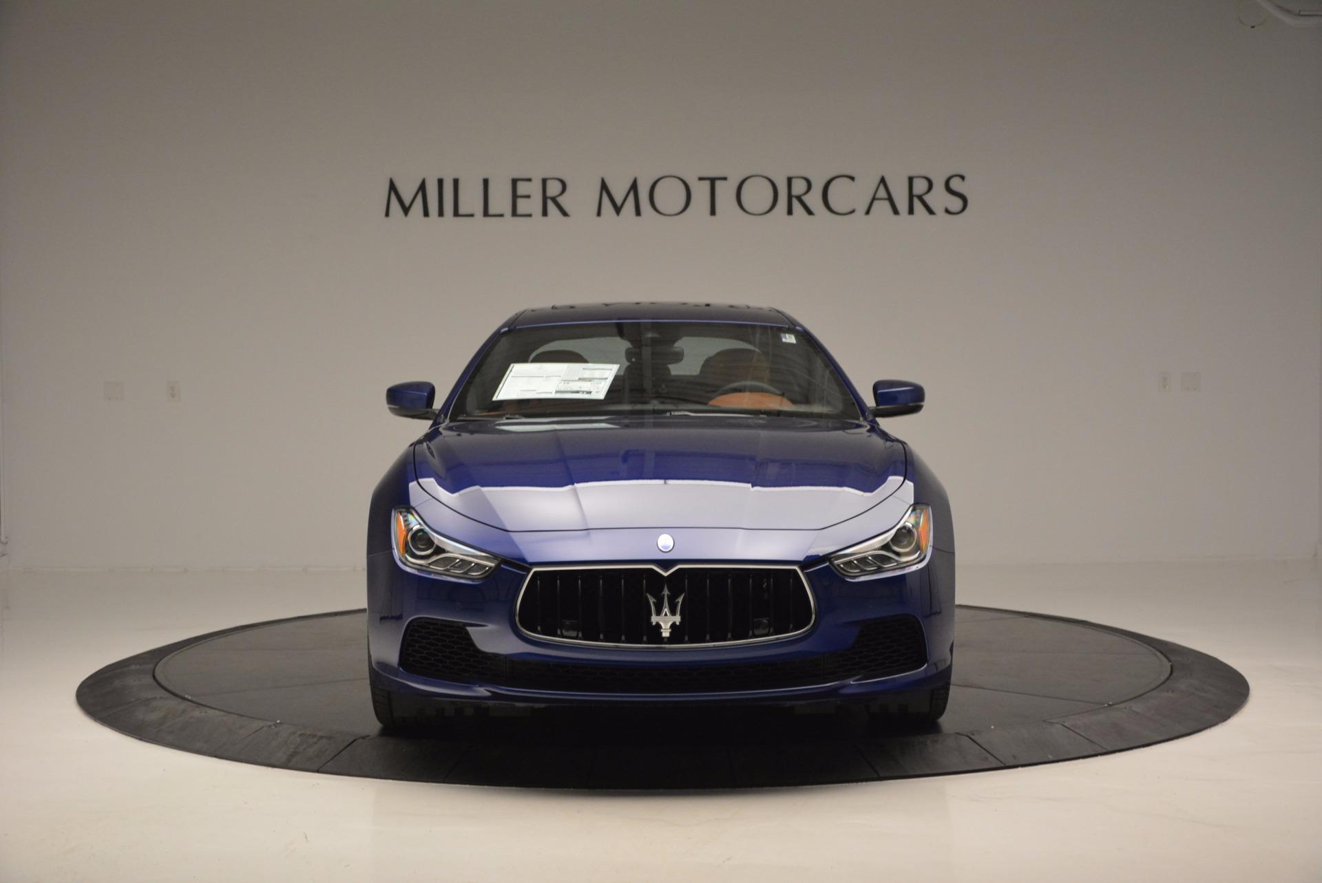 New 2017 Maserati Ghibli S Q4 For Sale In Westport, CT 683_p12