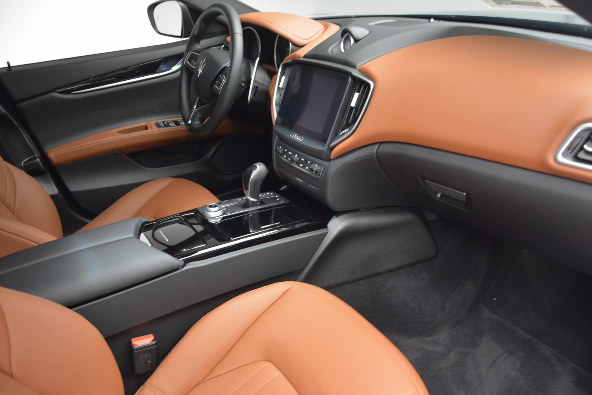 New 2017 Maserati Ghibli S Q4 For Sale In Westport, CT 683_p21