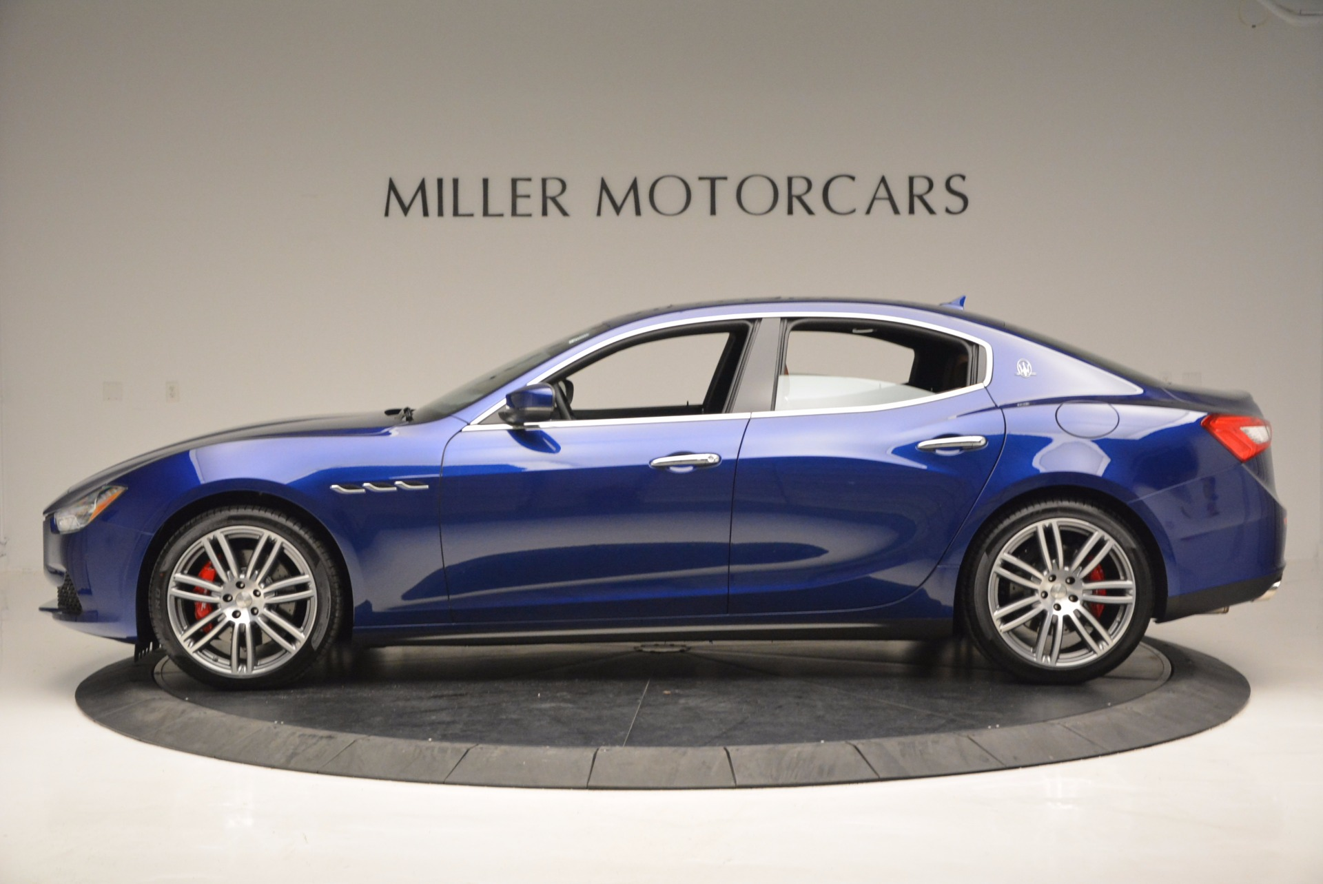 New 2017 Maserati Ghibli S Q4 For Sale In Westport, CT 683_p3