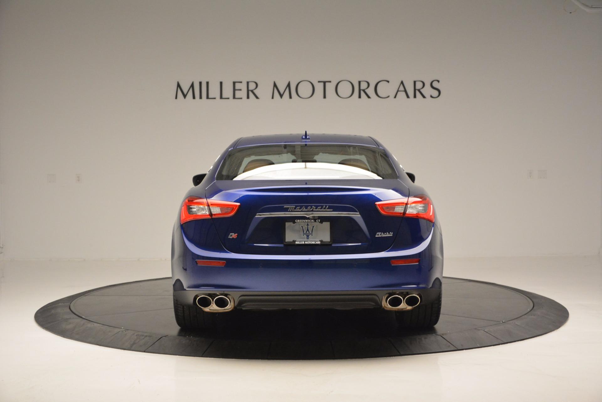 New 2017 Maserati Ghibli S Q4 For Sale In Westport, CT 683_p6
