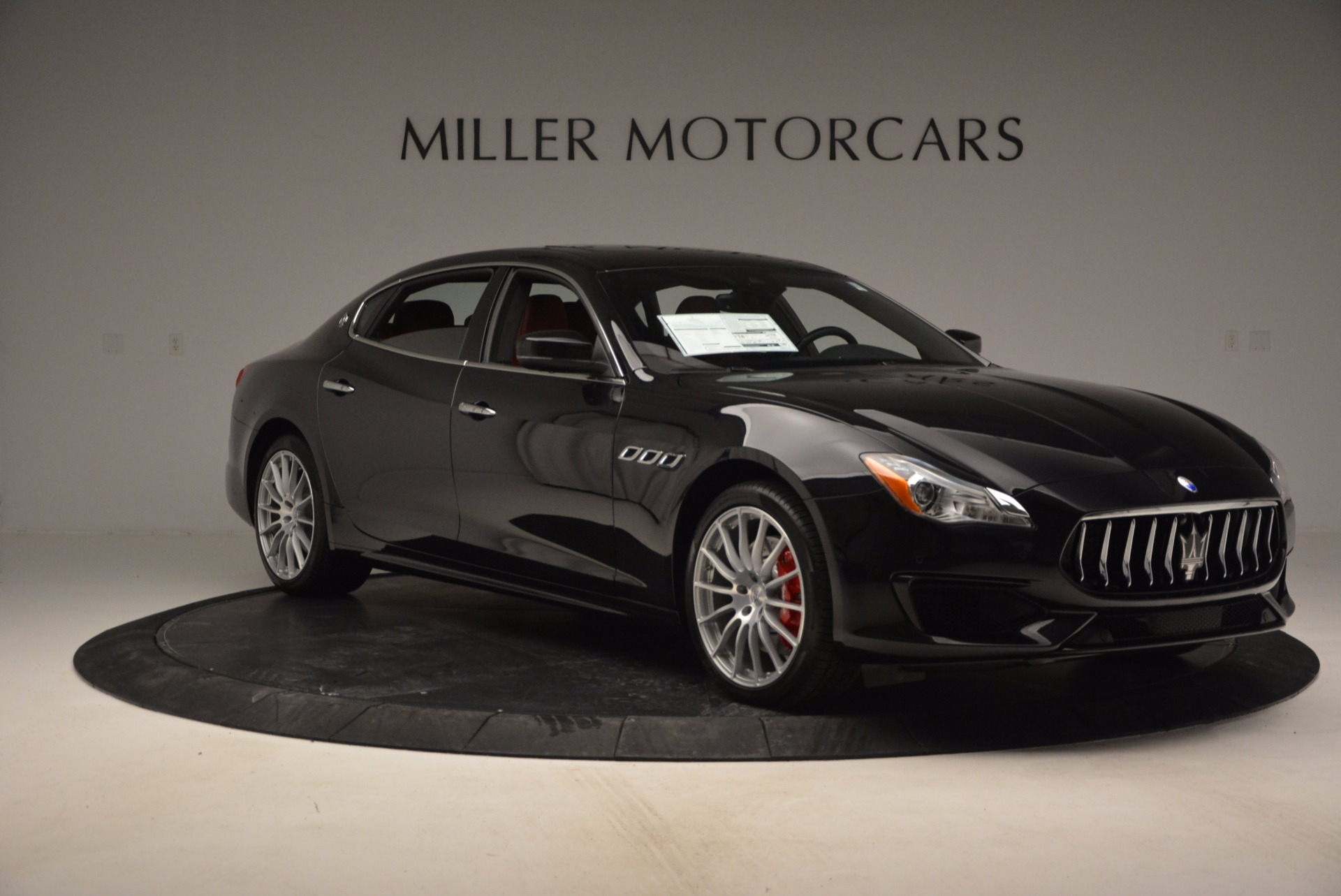 New 2017 Maserati Quattroporte S Q4 GranSport For Sale In Westport, CT 685_p11