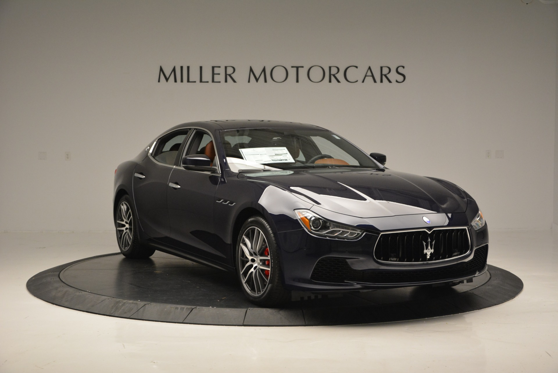 New 2017 Maserati Ghibli S Q4 For Sale In Westport, CT 686_p11