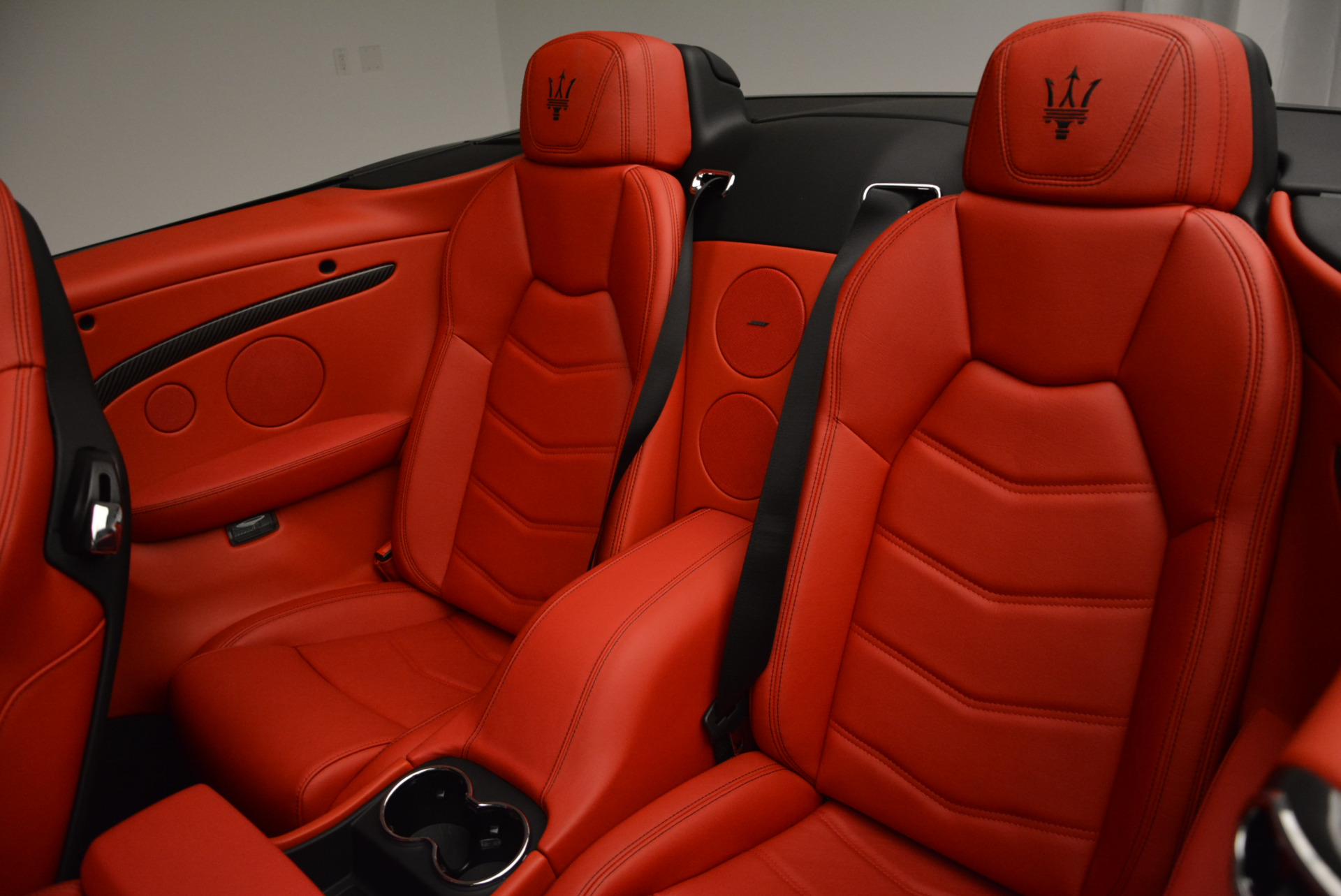 New 2017 Maserati GranTurismo Cab Sport For Sale In Westport, CT 687_p26
