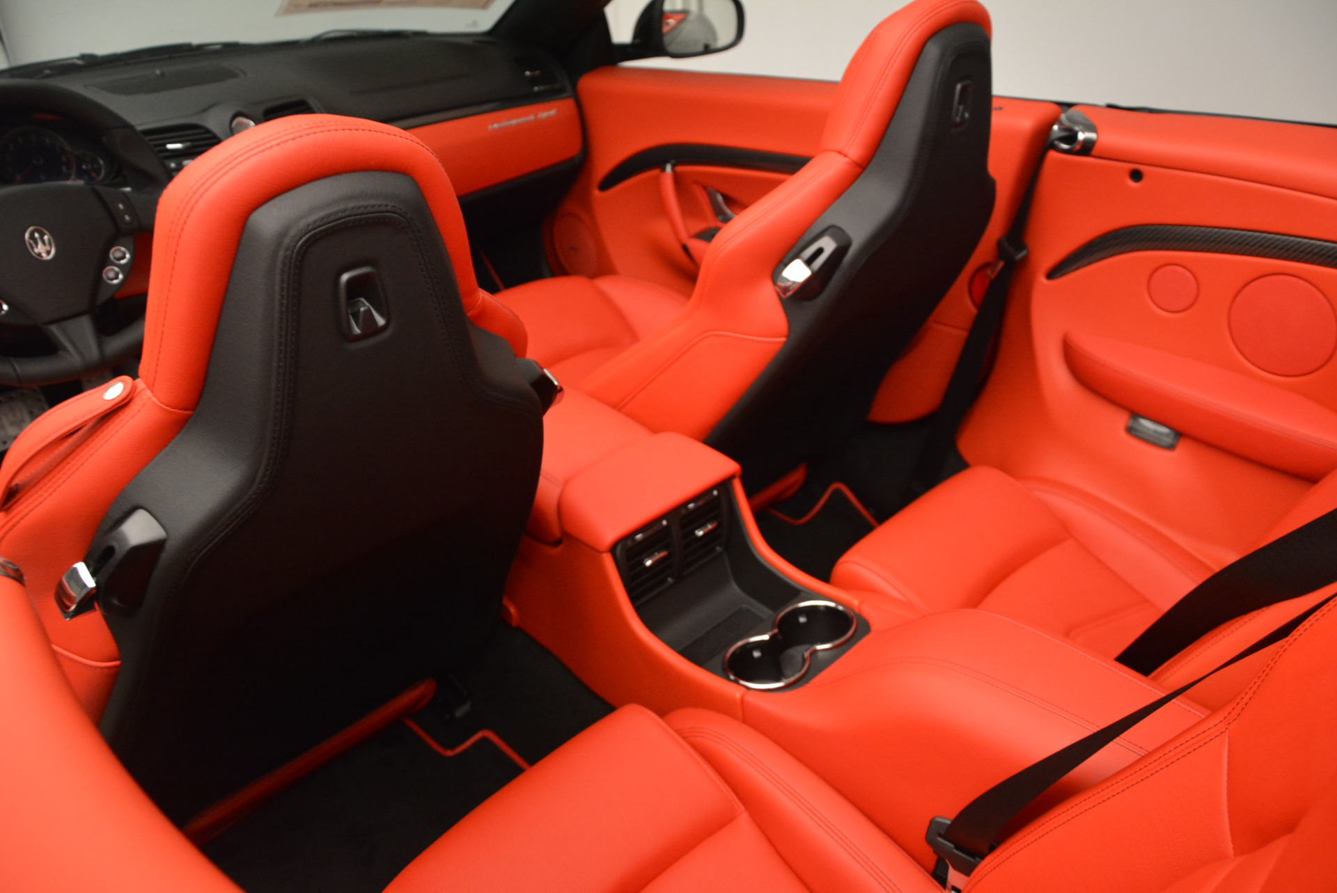 New 2017 Maserati GranTurismo Cab Sport For Sale In Westport, CT 687_p27
