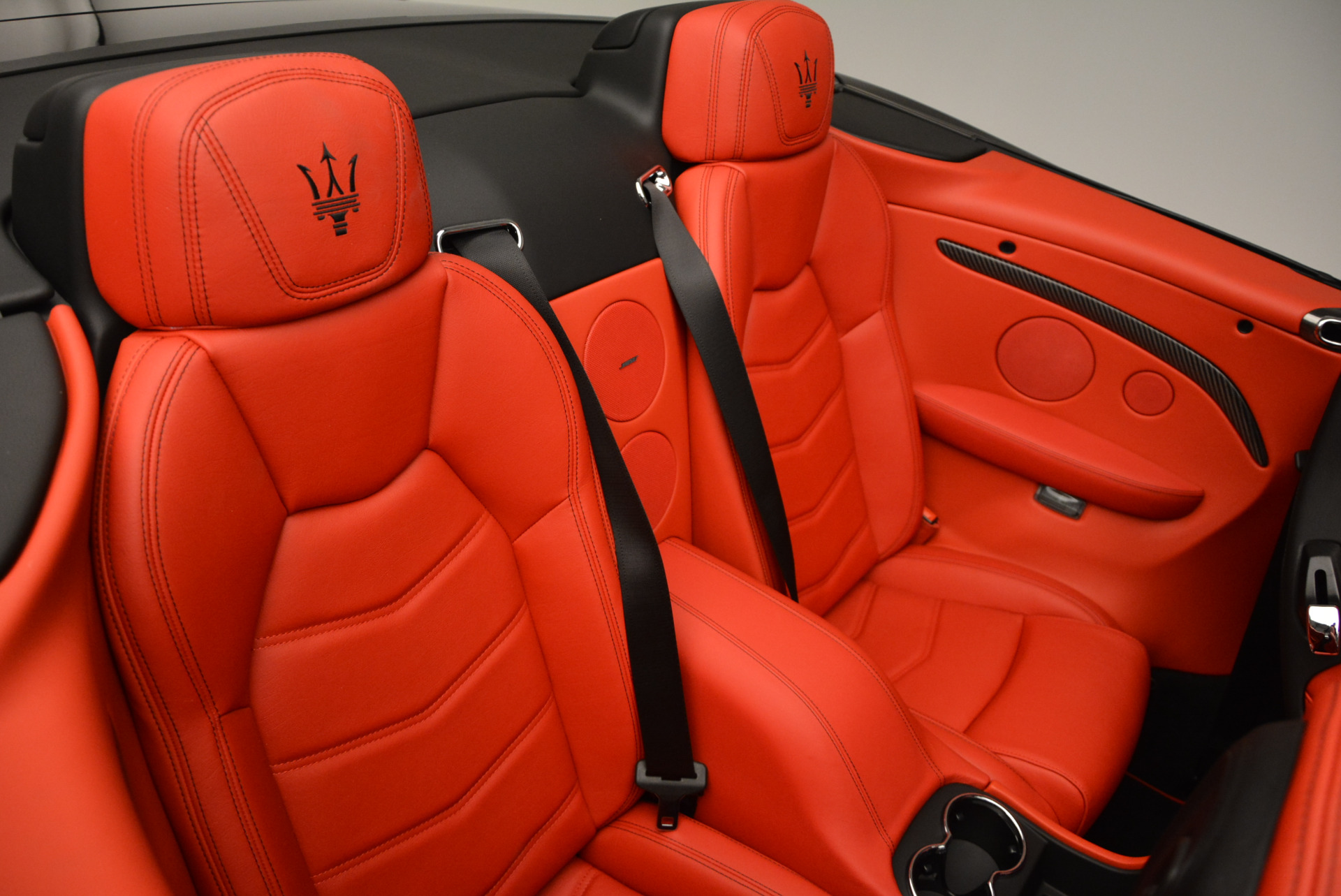 New 2017 Maserati GranTurismo Cab Sport For Sale In Westport, CT 687_p28