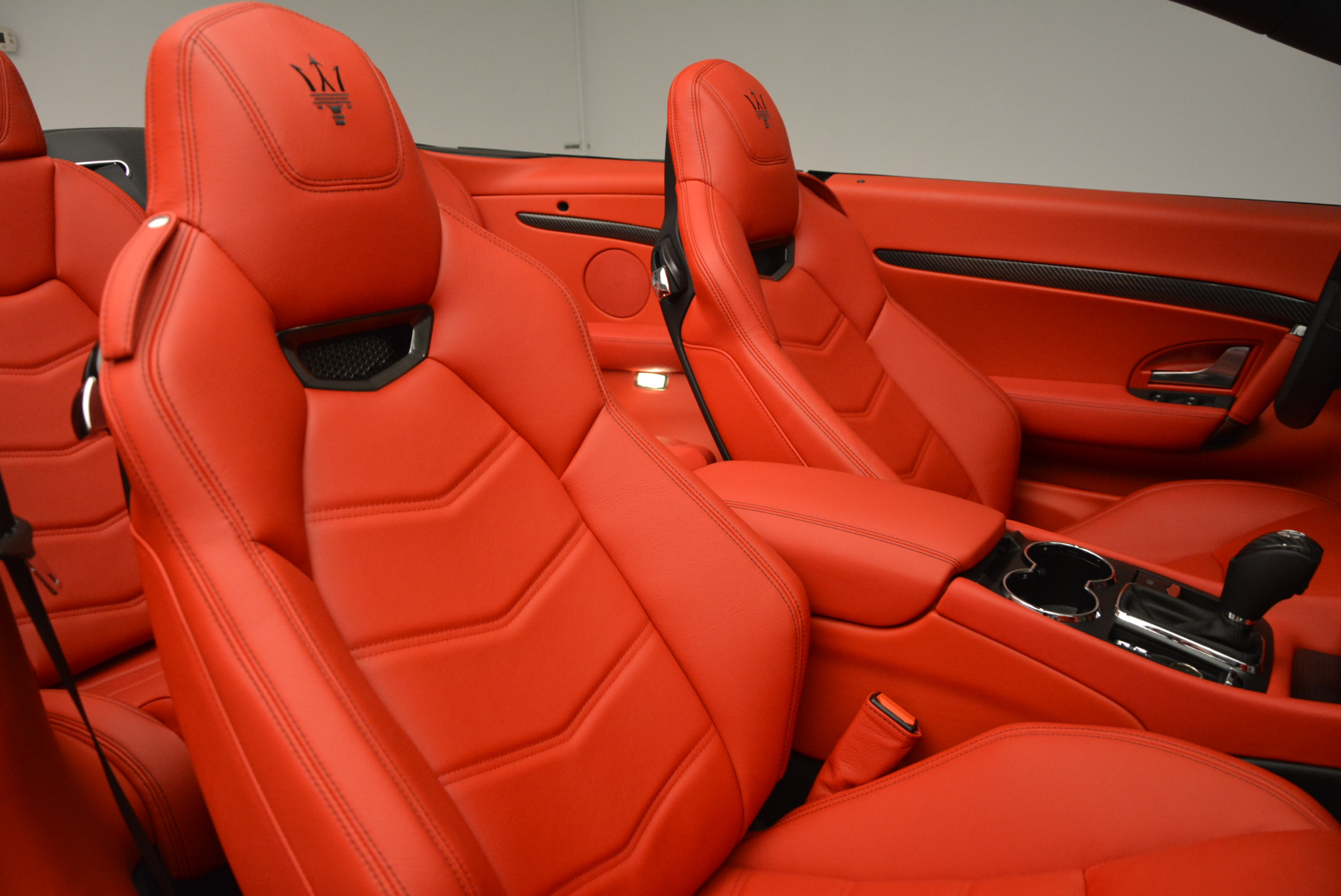 New 2017 Maserati GranTurismo Cab Sport For Sale In Westport, CT 687_p34