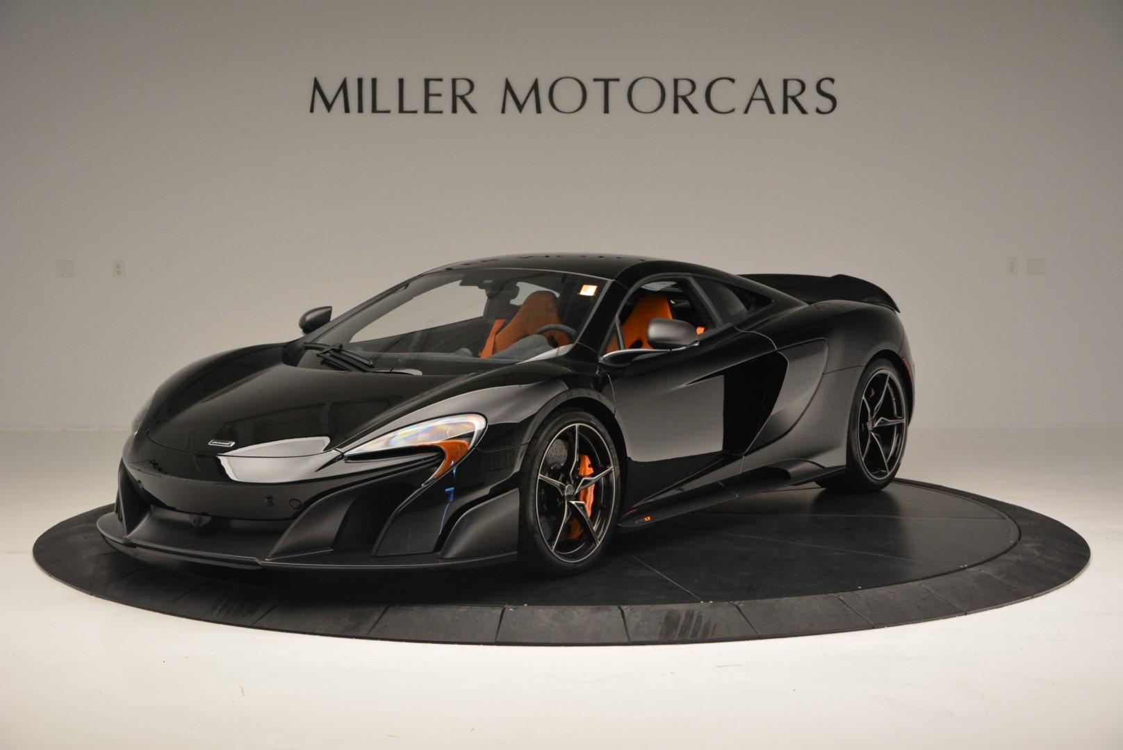Used 2016 McLaren 675LT  For Sale In Westport, CT 69_main