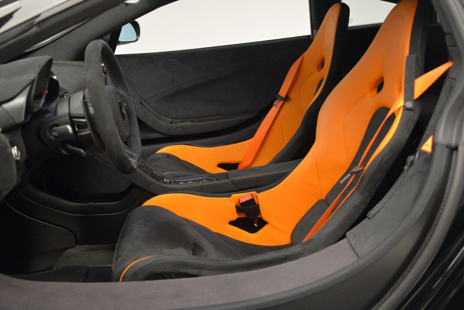 Used 2016 McLaren 675LT  For Sale In Westport, CT 69_p16