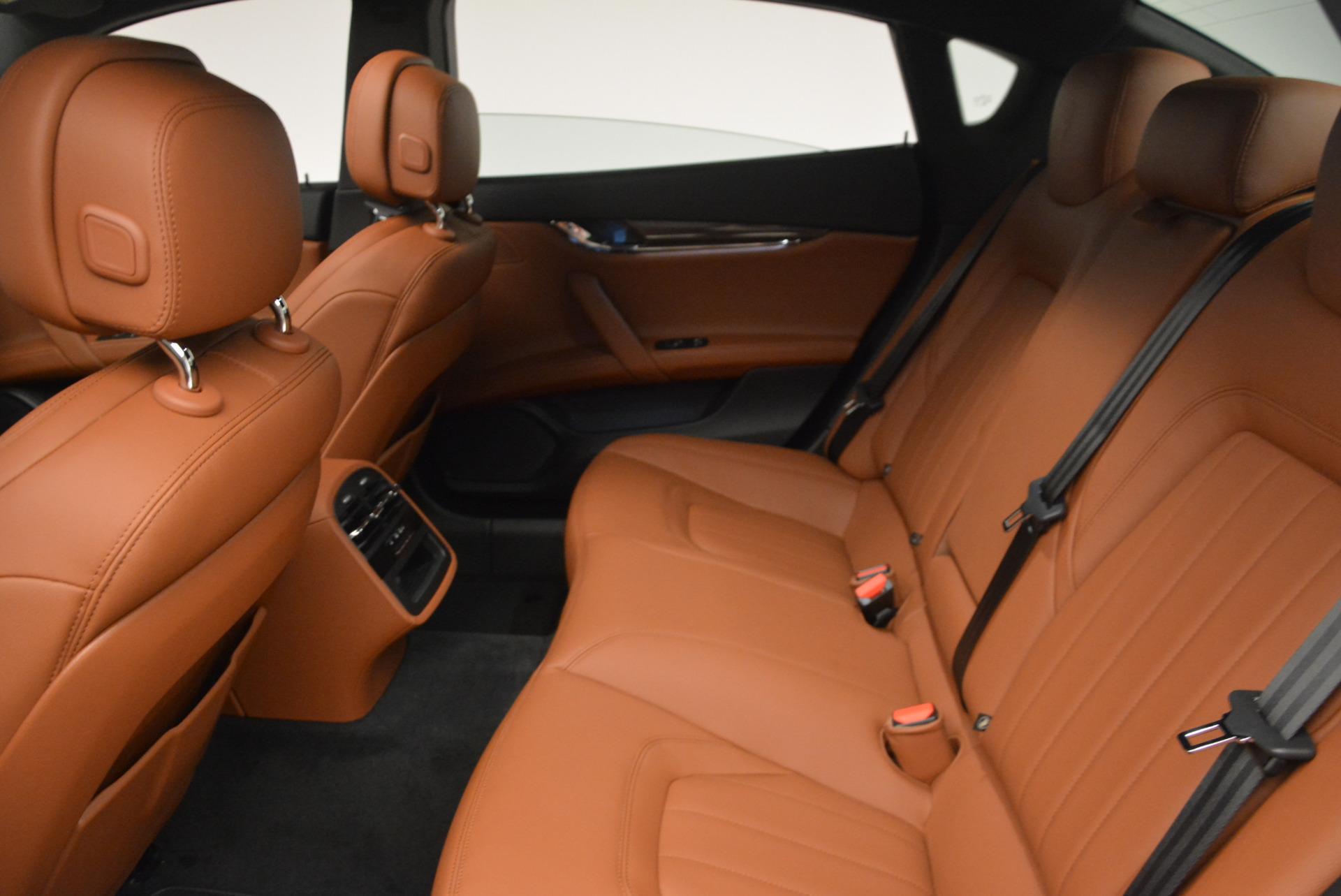 New 2017 Maserati Quattroporte S Q4 For Sale In Westport, CT 690_p18