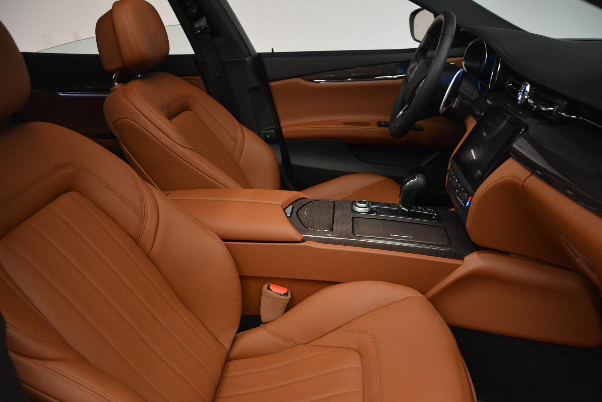 New 2017 Maserati Quattroporte S Q4 For Sale In Westport, CT 690_p21