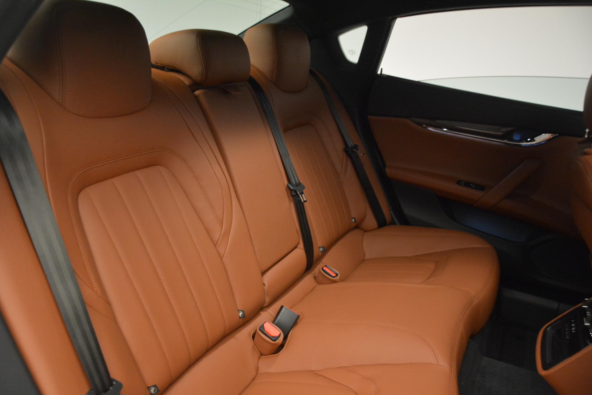New 2017 Maserati Quattroporte S Q4 For Sale In Westport, CT 690_p25