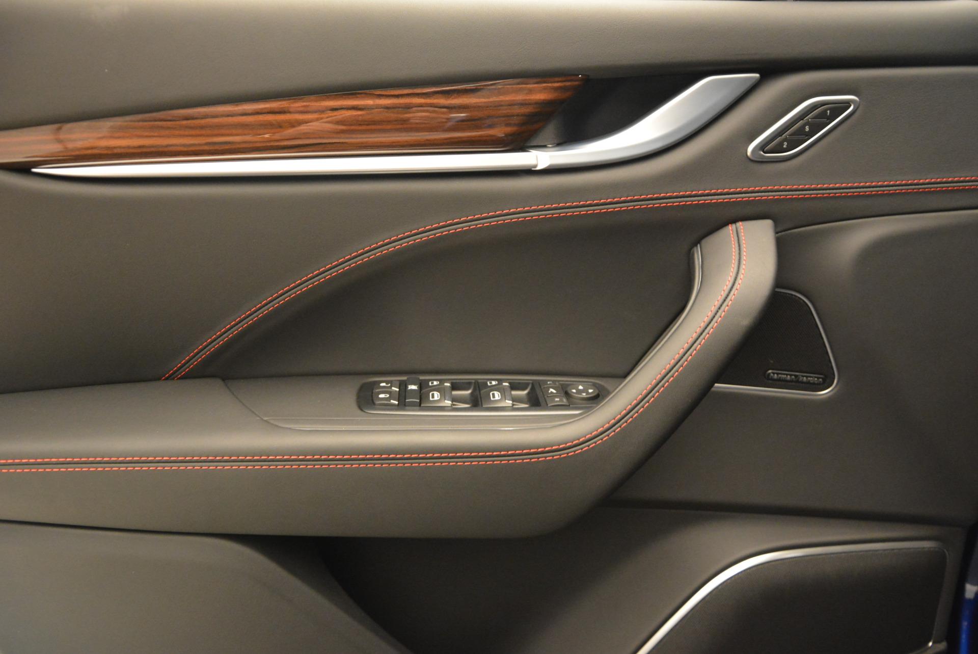 New 2017 Maserati Levante  For Sale In Westport, CT 692_p17