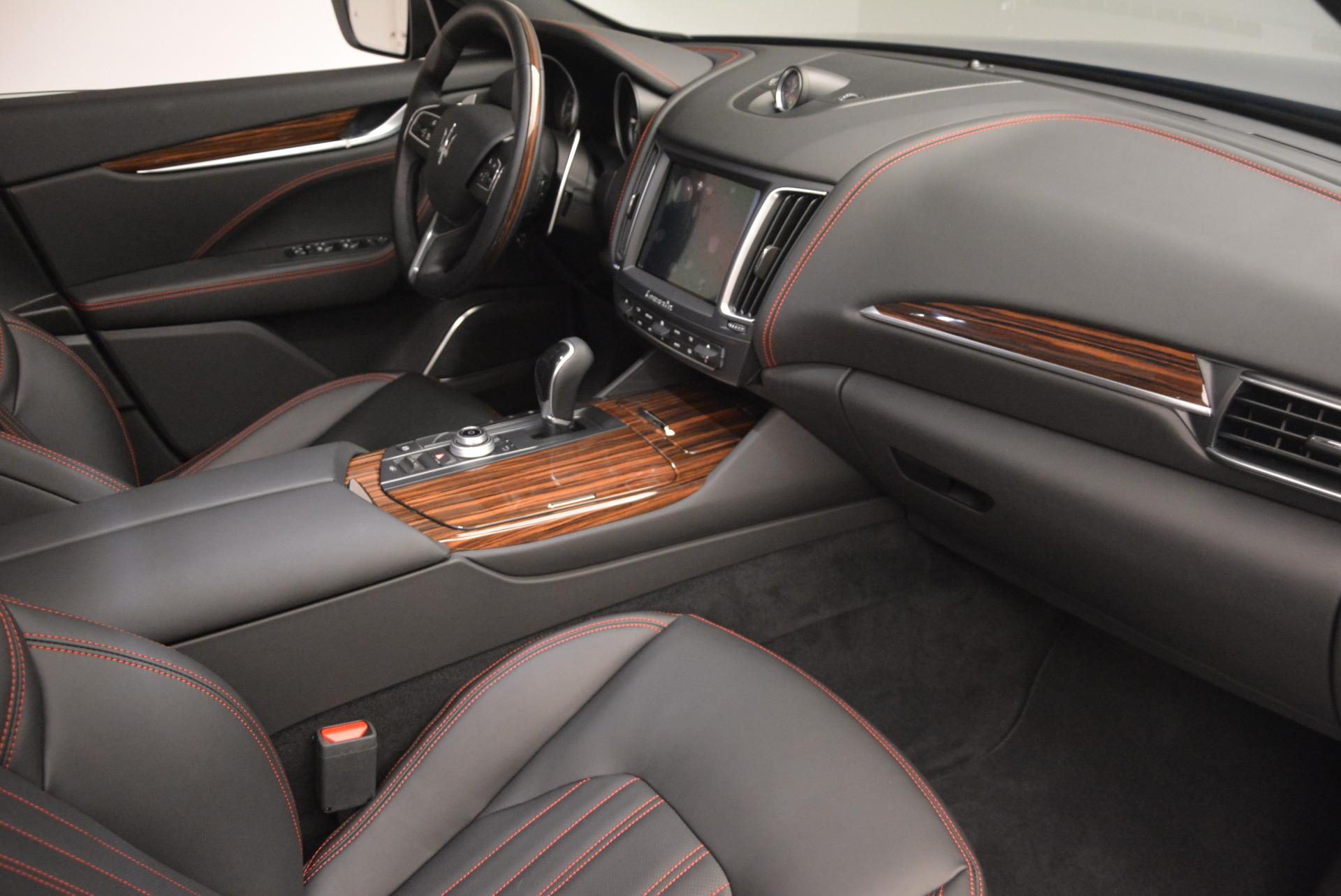 New 2017 Maserati Levante  For Sale In Westport, CT 692_p21
