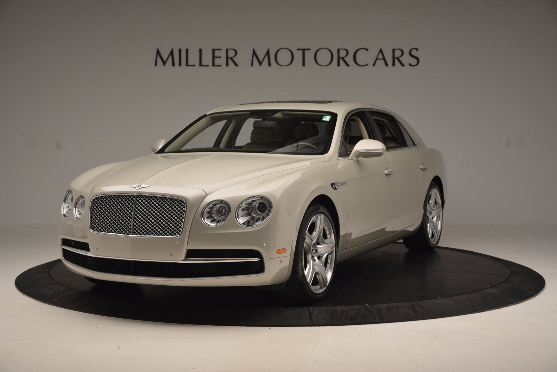 Used 2015 Bentley Flying Spur W12  For Sale In Westport, CT 694_main