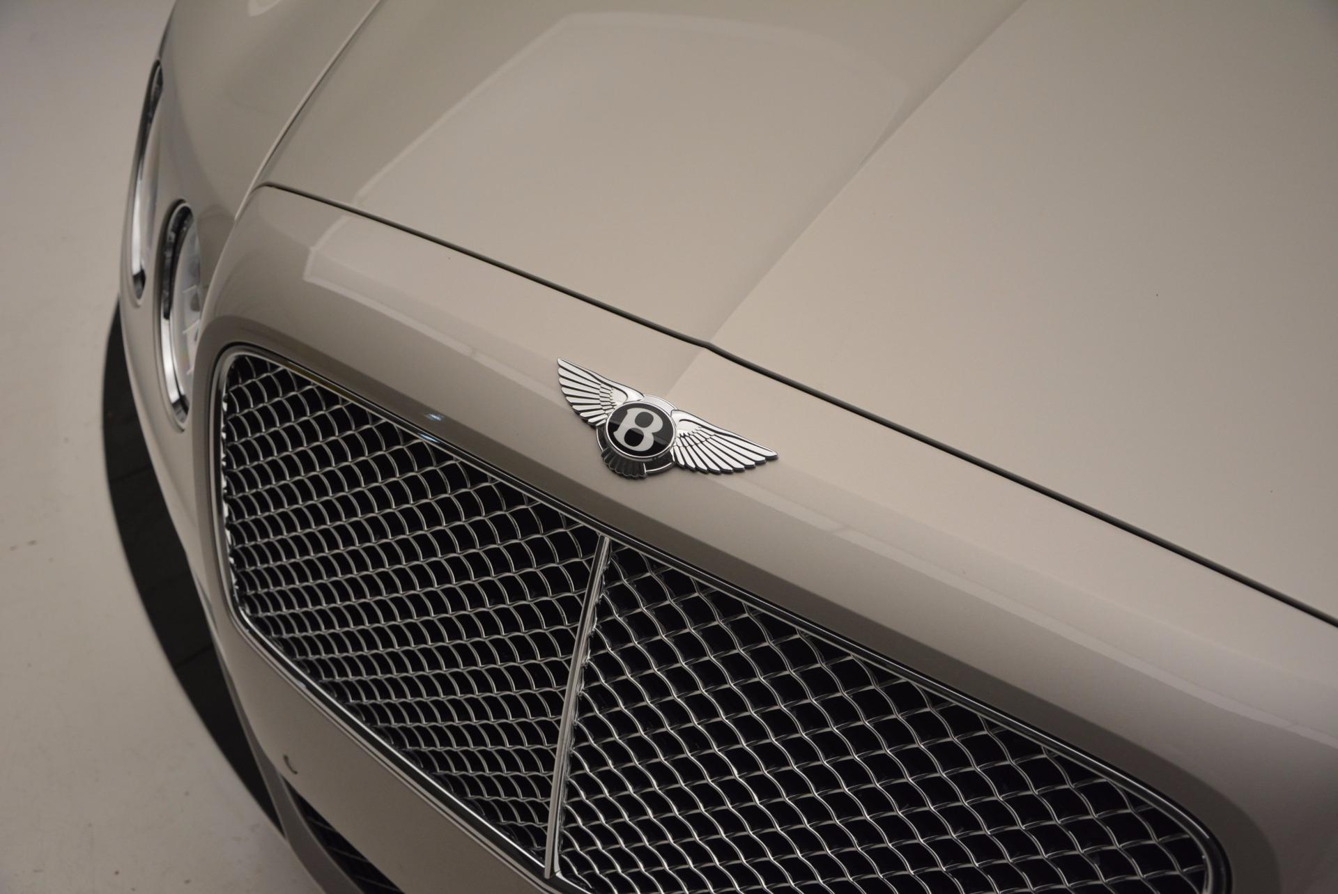 Used 2015 Bentley Flying Spur W12  For Sale In Westport, CT 694_p15