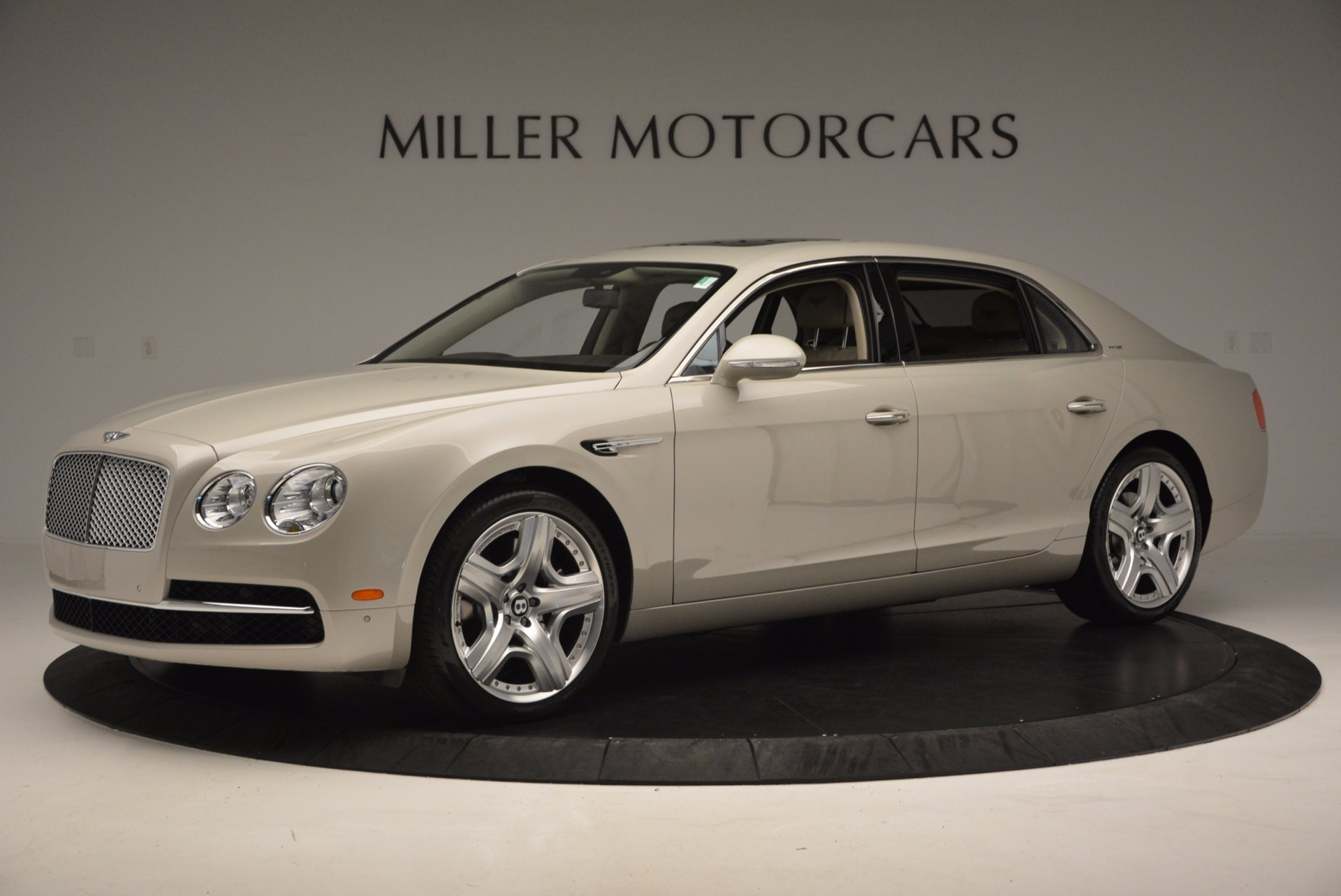 Used 2015 Bentley Flying Spur W12  For Sale In Westport, CT 694_p2