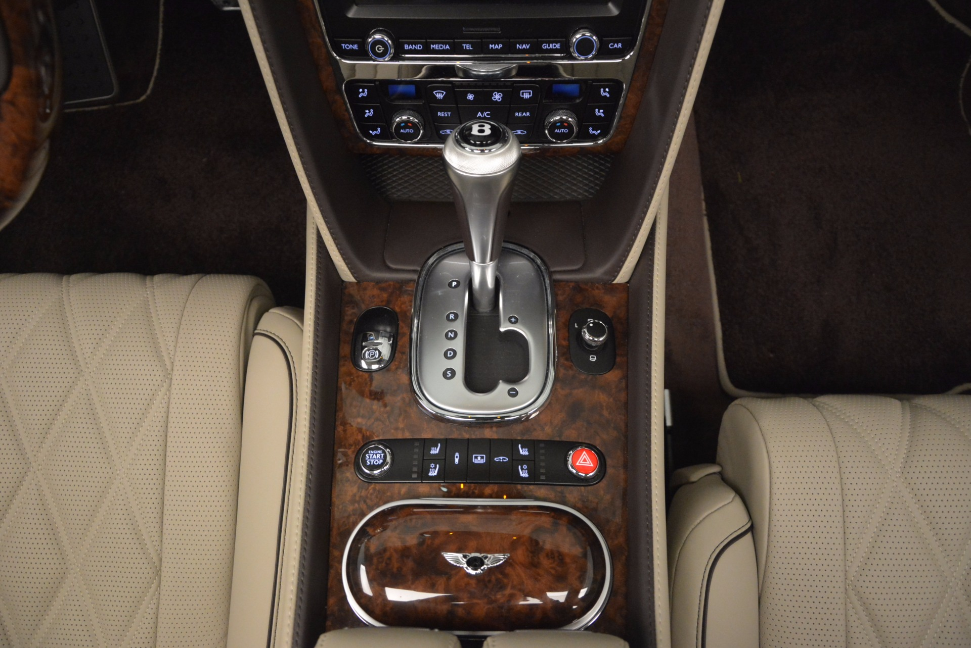 Used 2015 Bentley Flying Spur W12  For Sale In Westport, CT 694_p34