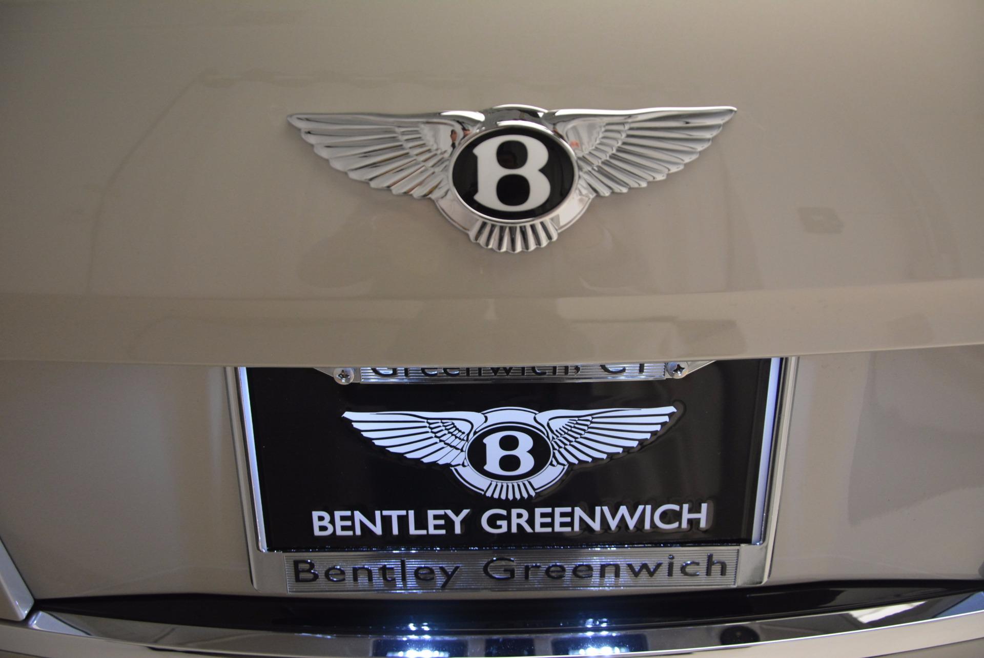 Used 2015 Bentley Flying Spur W12  For Sale In Westport, CT 694_p49
