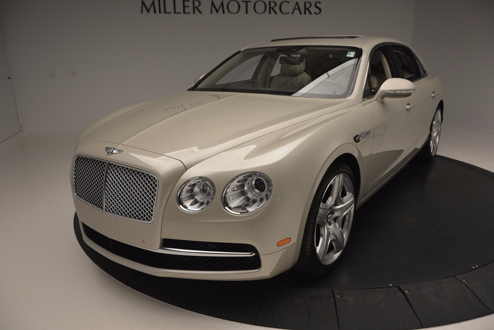 Used 2015 Bentley Flying Spur W12  For Sale In Westport, CT 694_p50