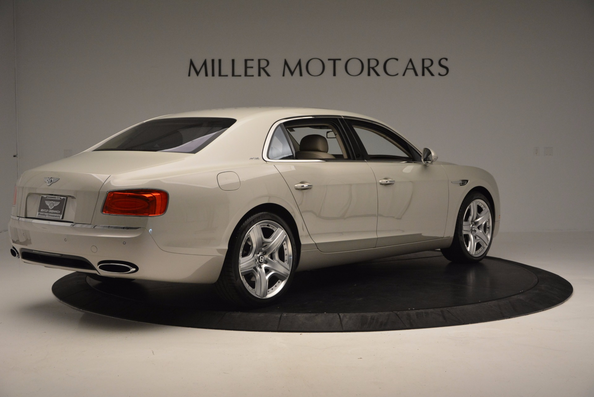 Used 2015 Bentley Flying Spur W12  For Sale In Westport, CT 694_p8