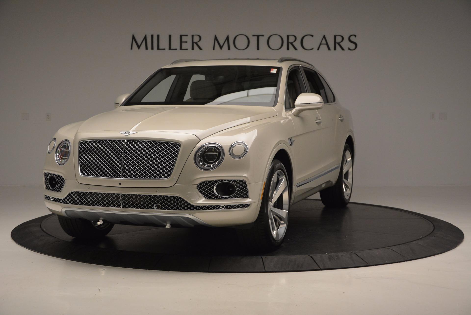 Used 2017 Bentley Bentayga  For Sale In Westport, CT 695_main