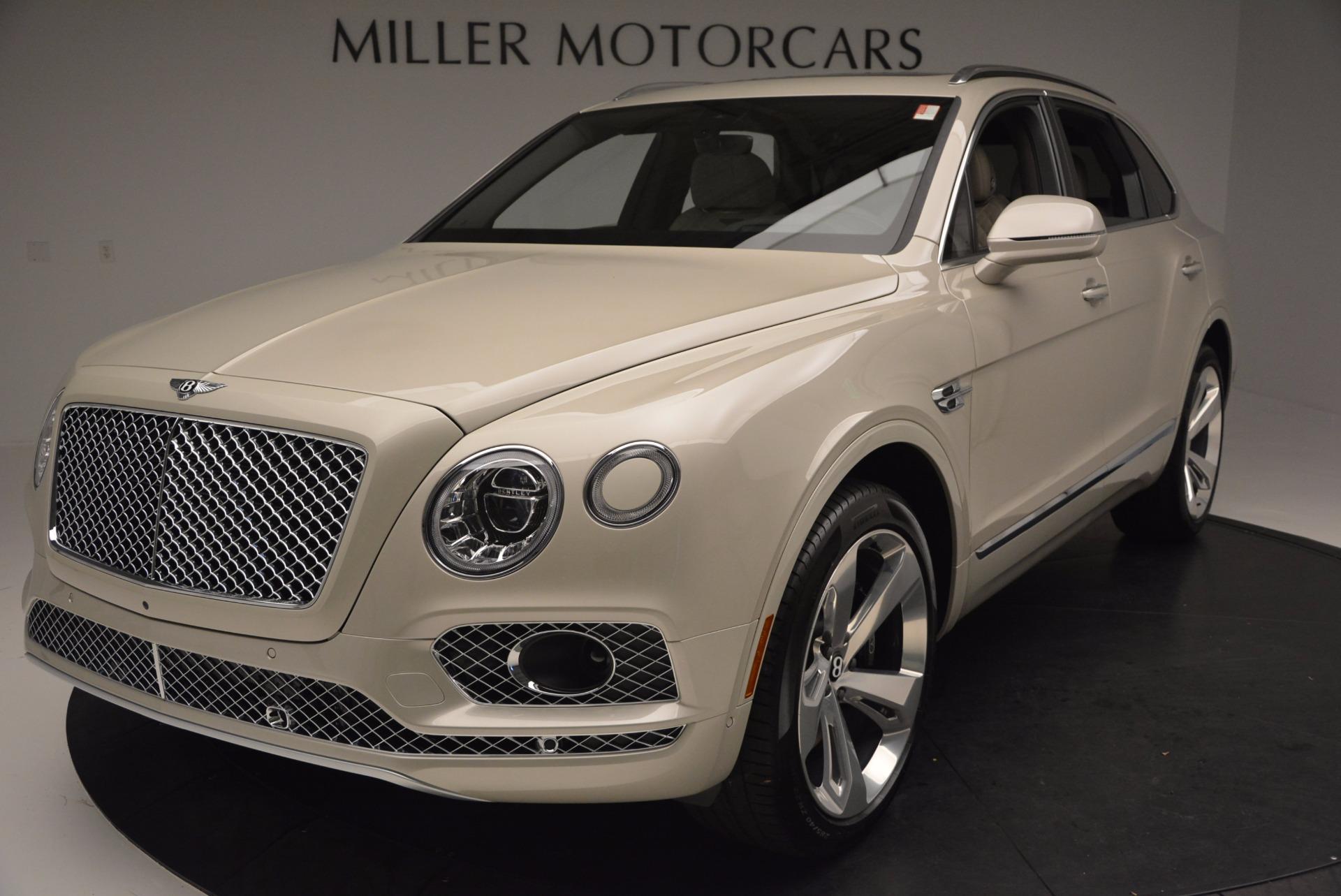 Used 2017 Bentley Bentayga  For Sale In Westport, CT 695_p13