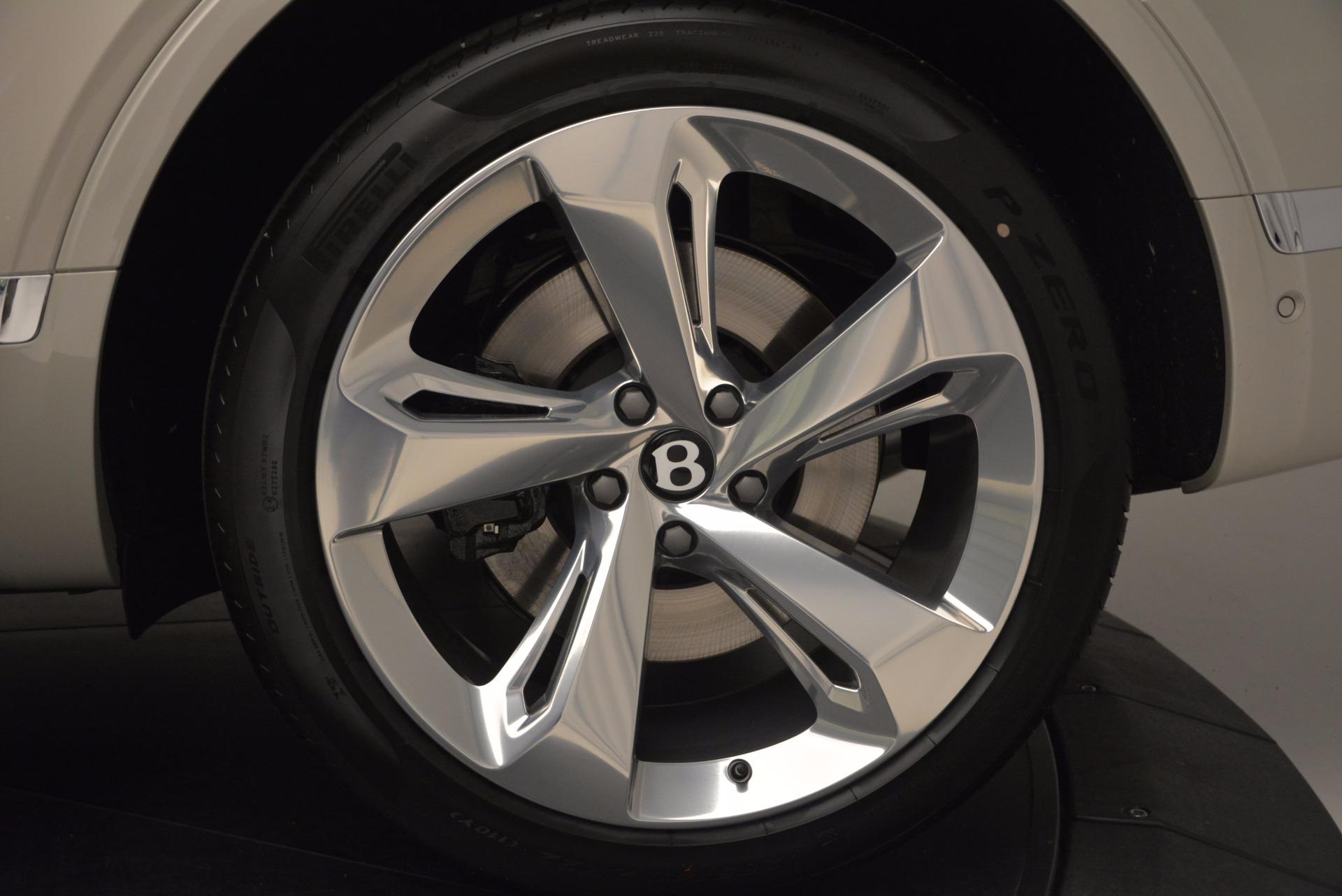 Used 2017 Bentley Bentayga  For Sale In Westport, CT 695_p14