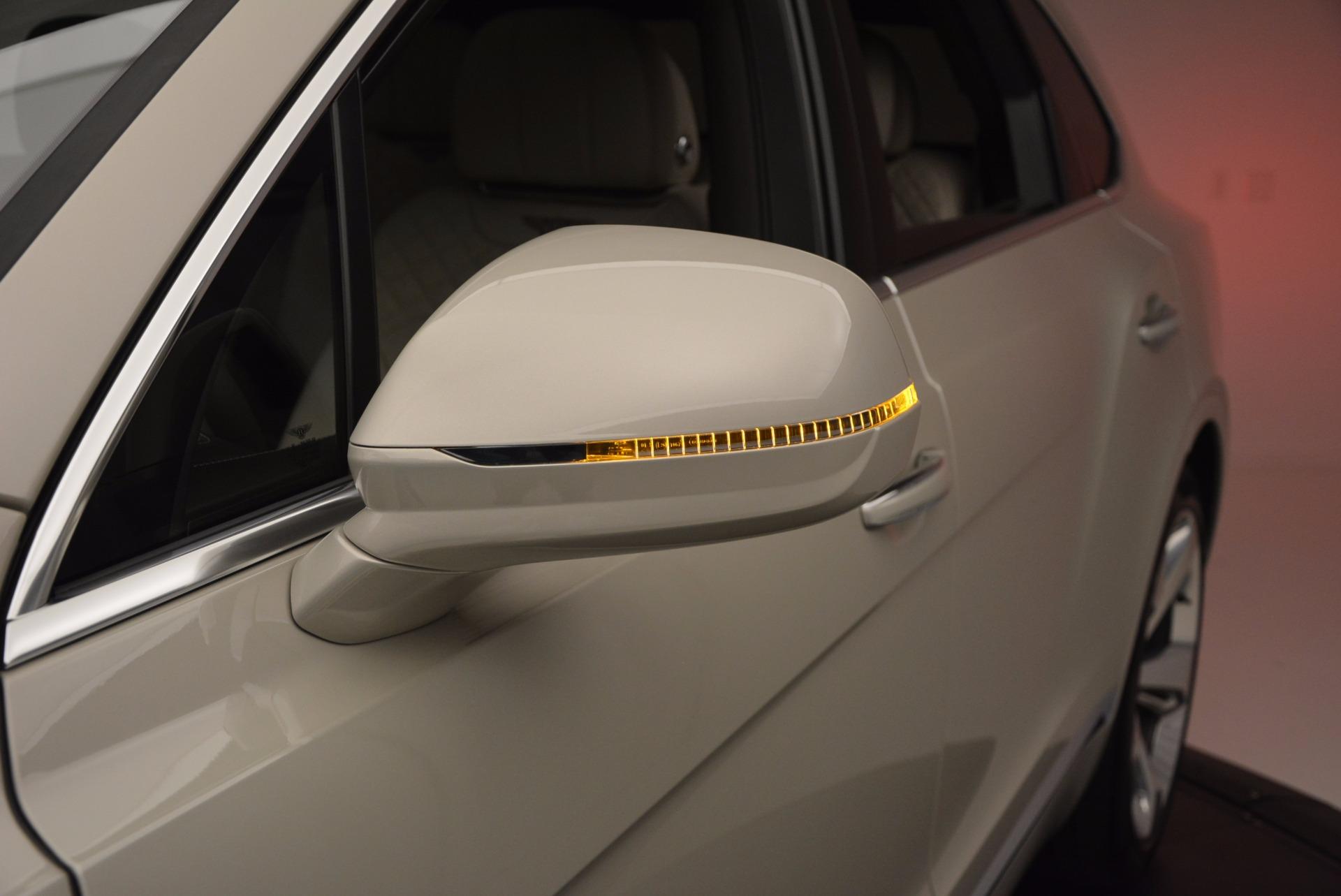 Used 2017 Bentley Bentayga  For Sale In Westport, CT 695_p16