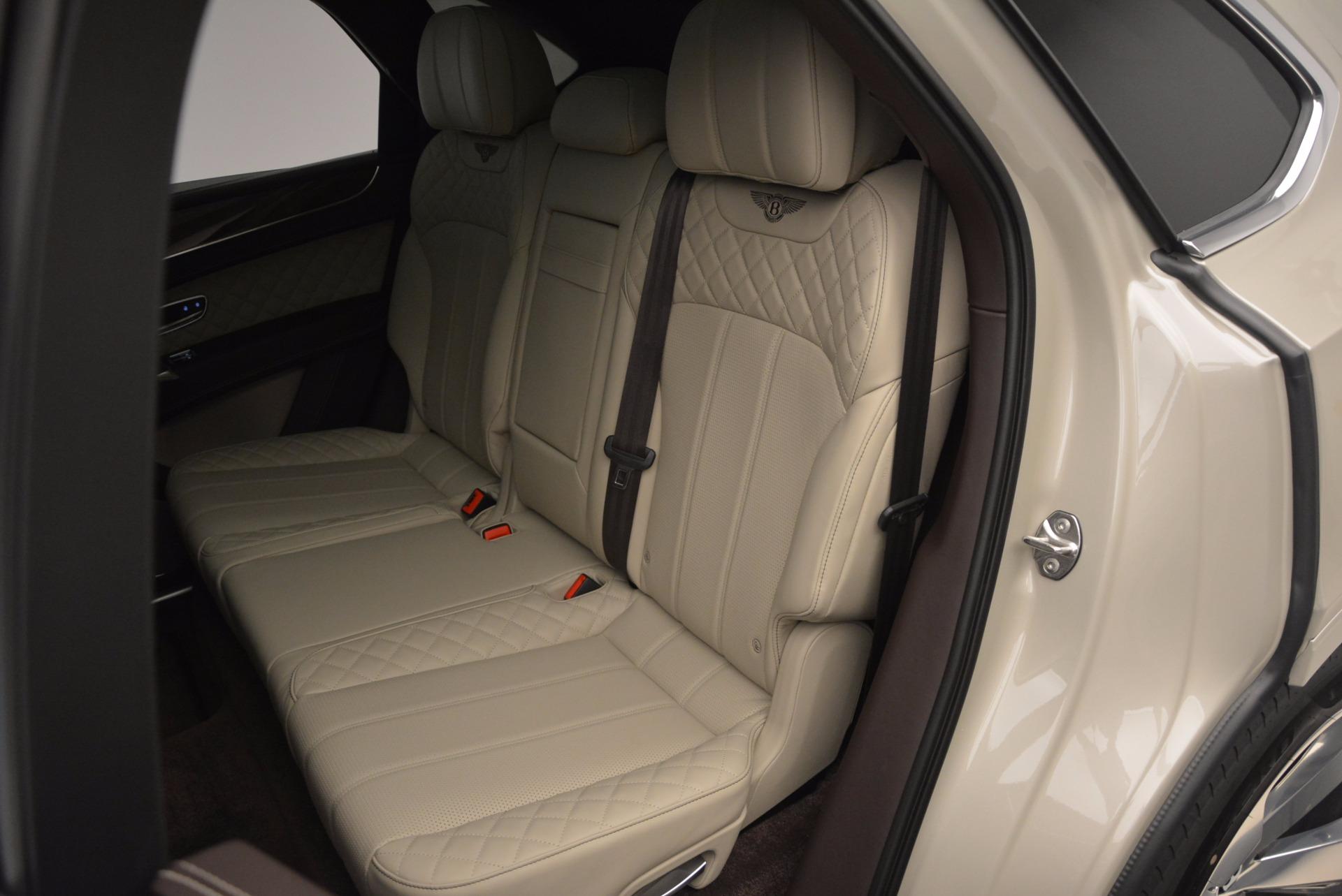 Used 2017 Bentley Bentayga  For Sale In Westport, CT 695_p27