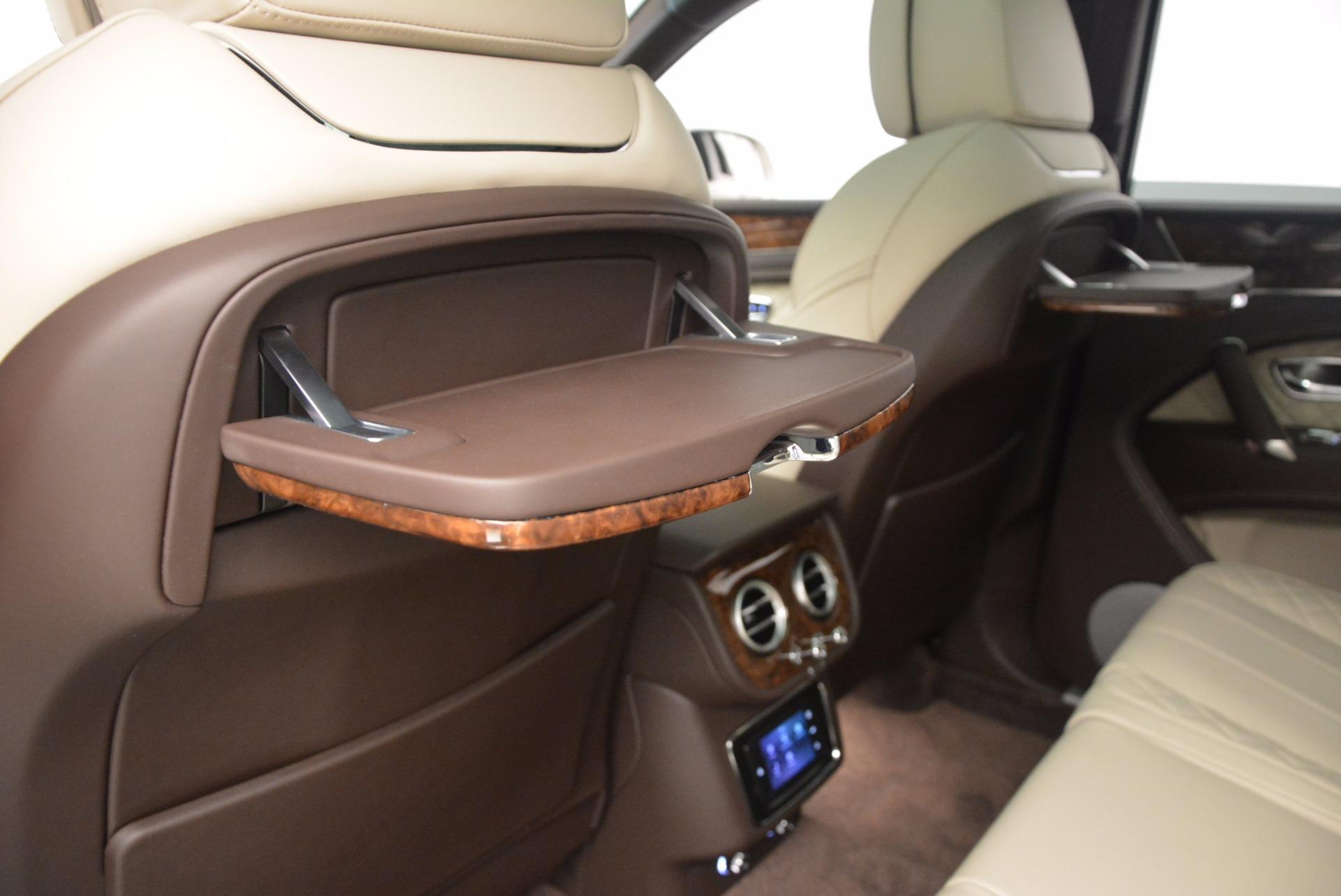 Used 2017 Bentley Bentayga  For Sale In Westport, CT 695_p30