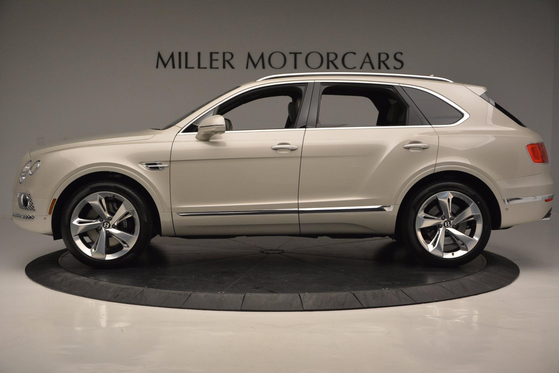 Used 2017 Bentley Bentayga  For Sale In Westport, CT 695_p3
