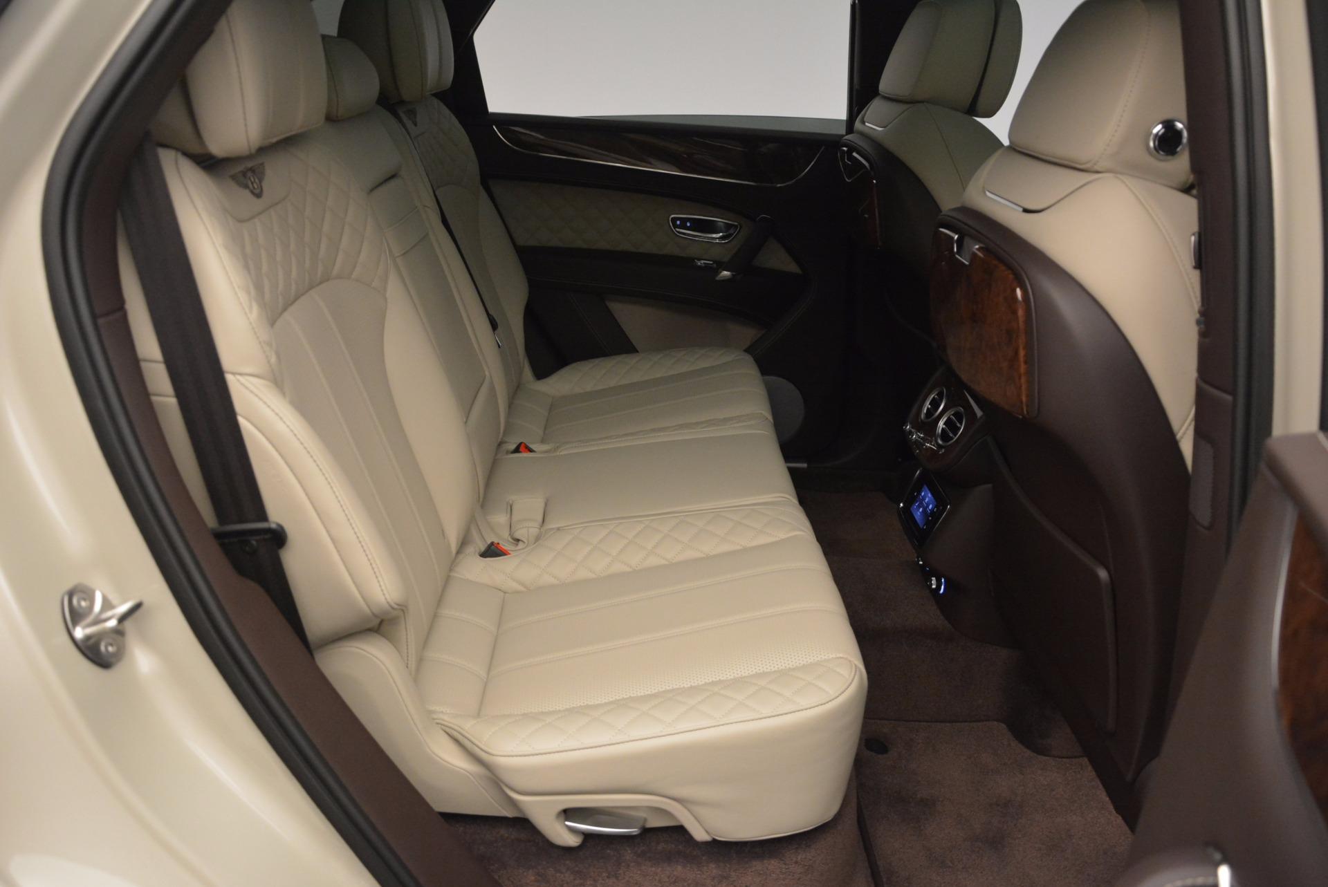Used 2017 Bentley Bentayga  For Sale In Westport, CT 695_p44