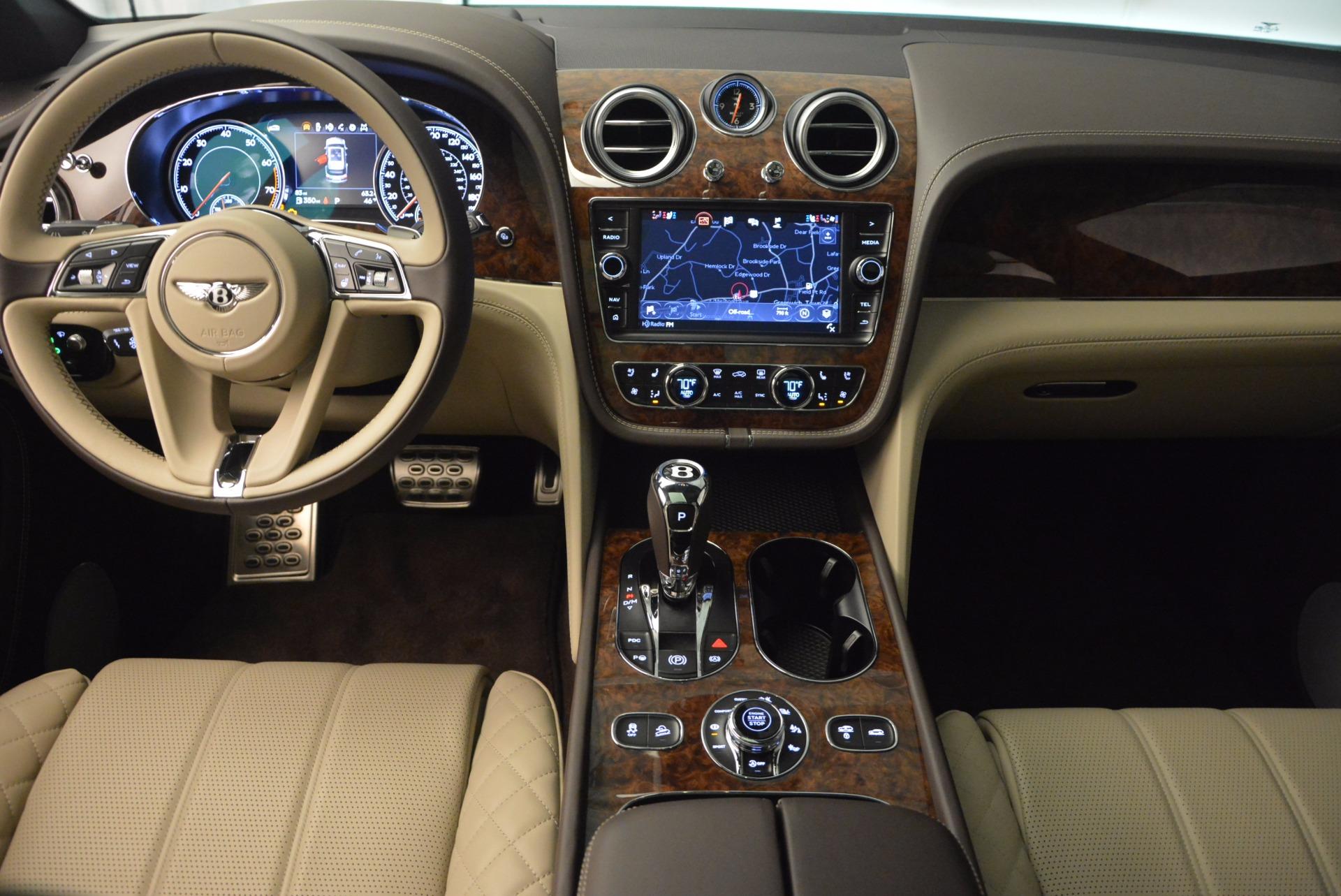 Used 2017 Bentley Bentayga  For Sale In Westport, CT 695_p47