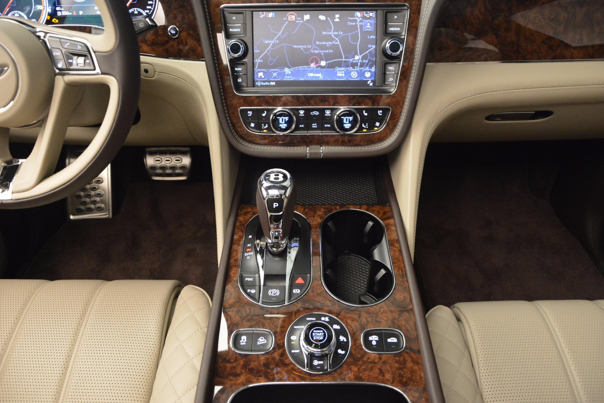 Used 2017 Bentley Bentayga  For Sale In Westport, CT 695_p48