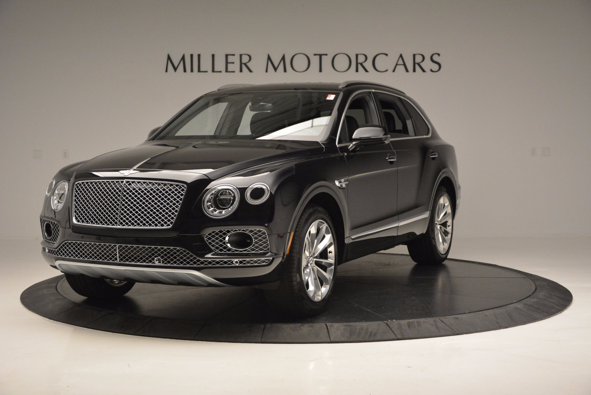 Used 2017 Bentley Bentayga W12 For Sale In Westport, CT 696_main