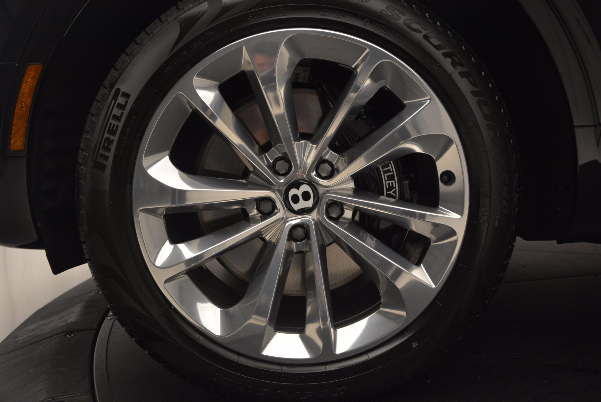 Used 2017 Bentley Bentayga W12 For Sale In Westport, CT 696_p15