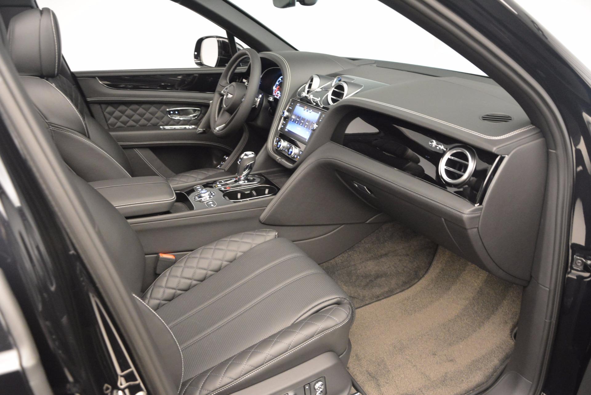 Used 2017 Bentley Bentayga W12 For Sale In Westport, CT 696_p28