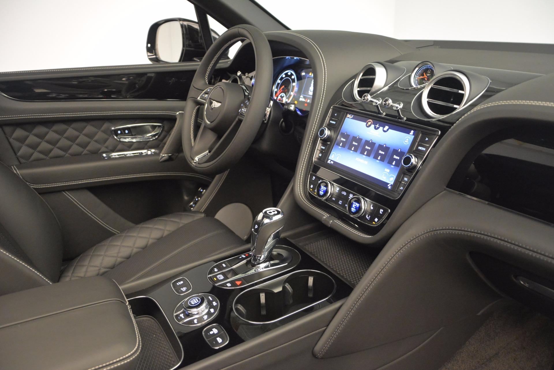 Used 2017 Bentley Bentayga W12 For Sale In Westport, CT 696_p29