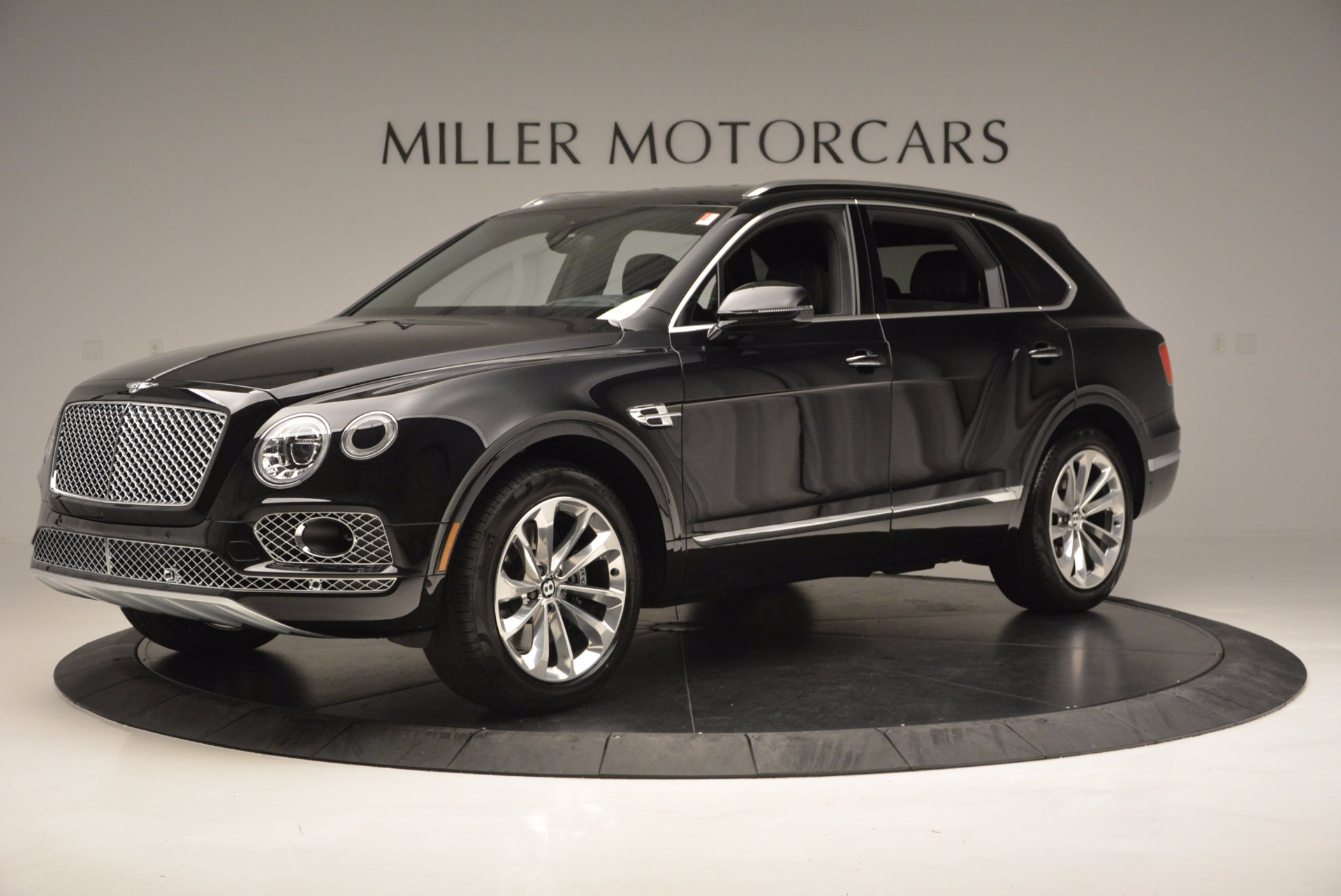 Used 2017 Bentley Bentayga W12 For Sale In Westport, CT 696_p2