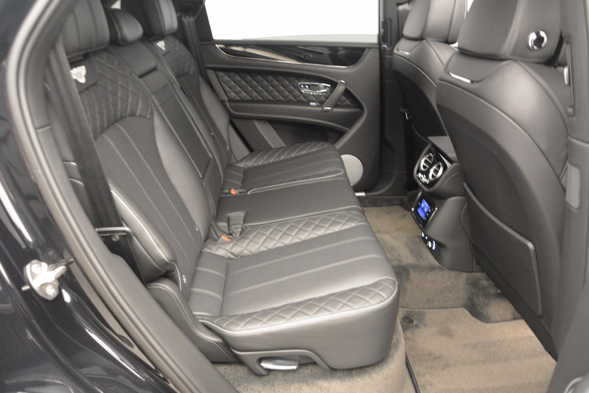 Used 2017 Bentley Bentayga W12 For Sale In Westport, CT 696_p31