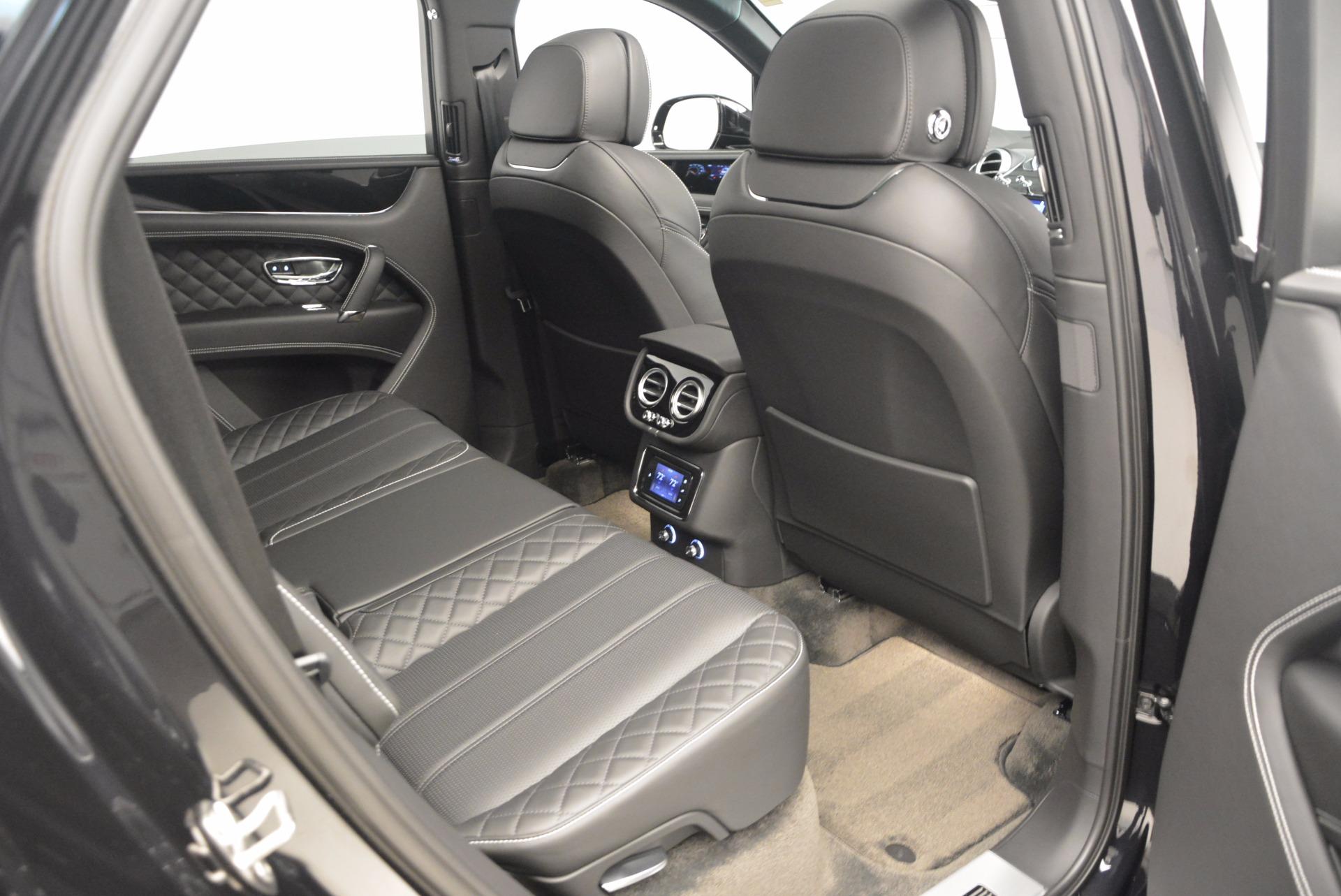 Used 2017 Bentley Bentayga W12 For Sale In Westport, CT 696_p32
