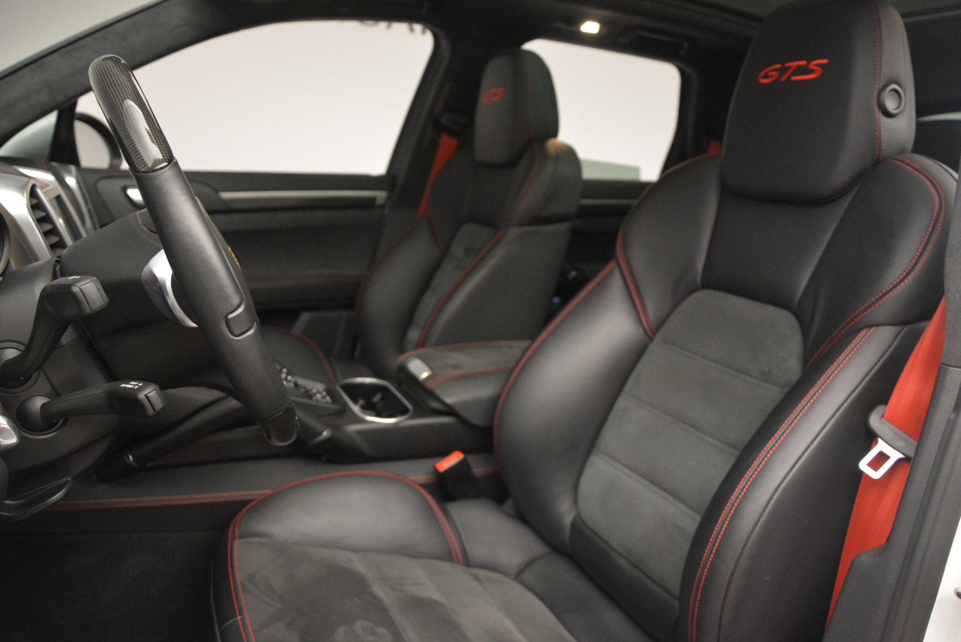 Used 2014 Porsche Cayenne GTS For Sale In Westport, CT 697_p17