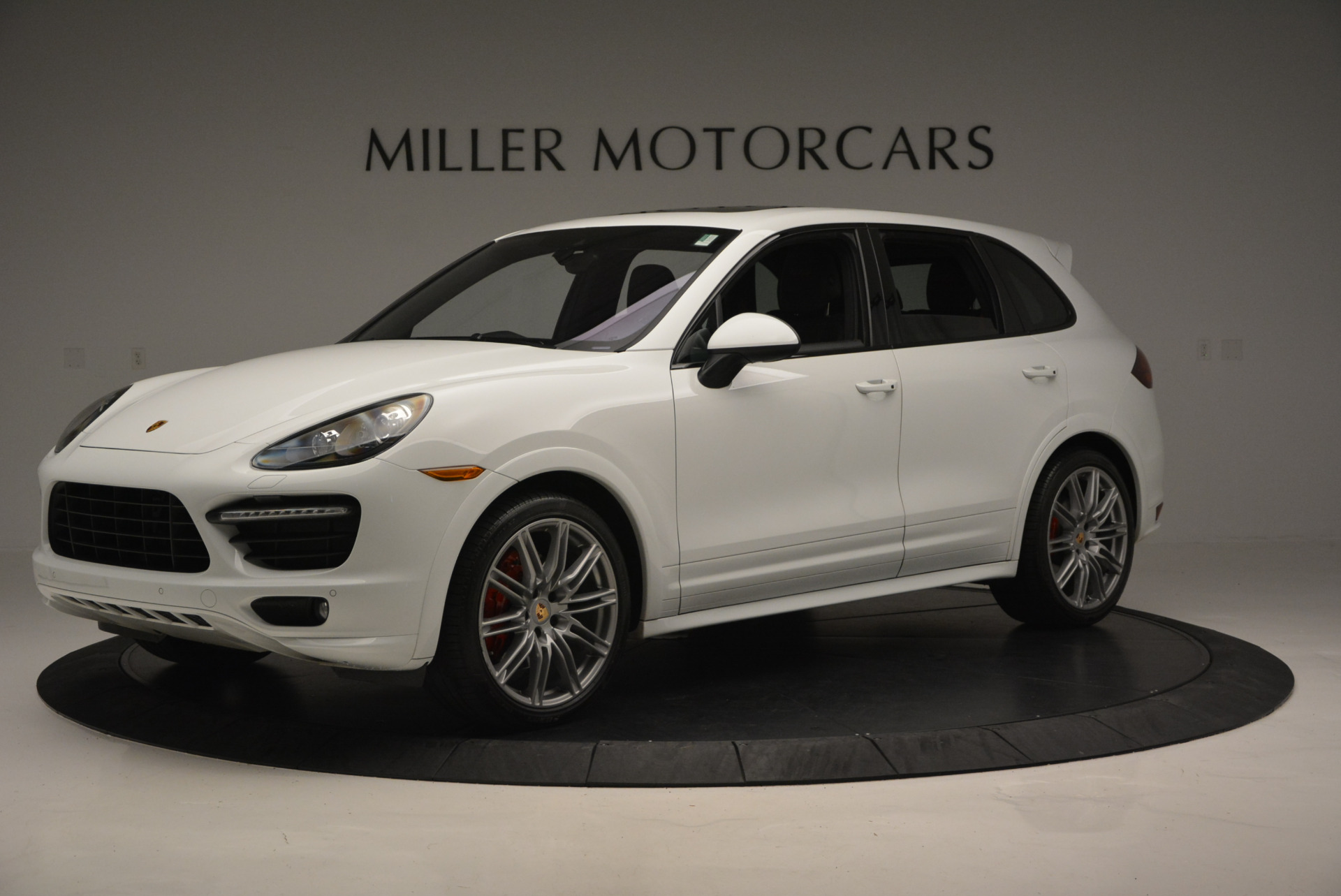 Used 2014 Porsche Cayenne GTS For Sale In Westport, CT 697_p2