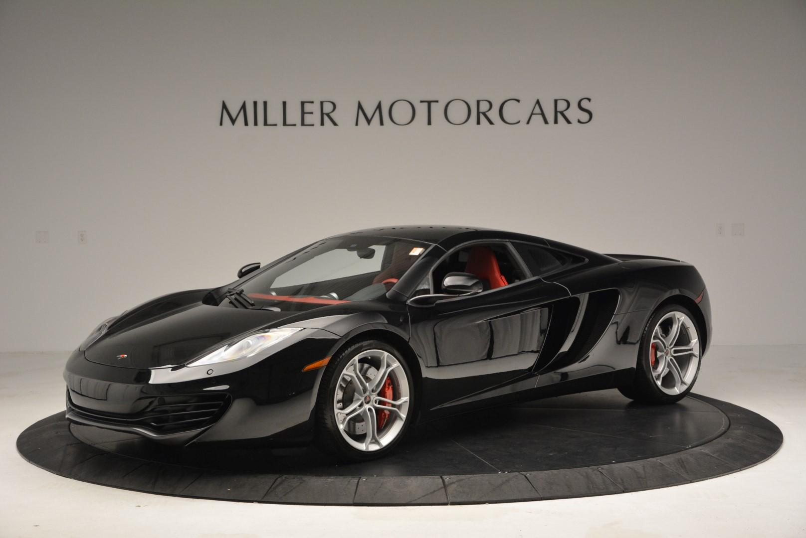 Used 2012 McLaren 12C Coupe For Sale In Westport, CT 70_main