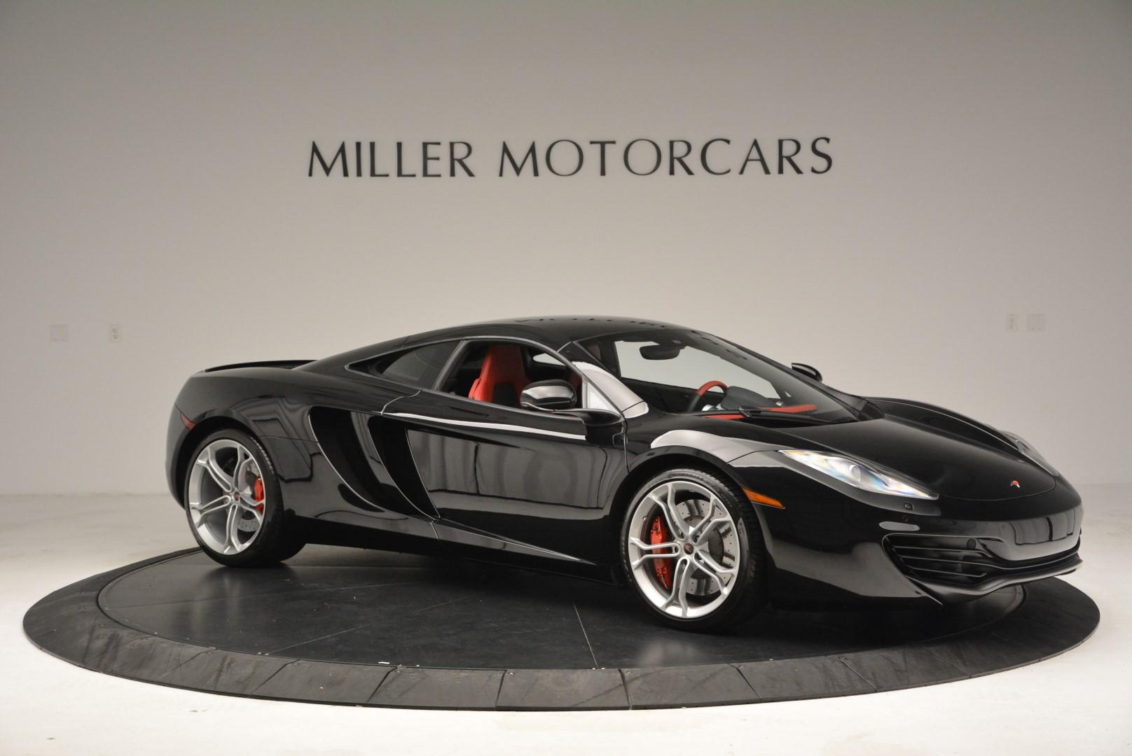 Used 2012 McLaren 12C Coupe For Sale In Westport, CT 70_p10