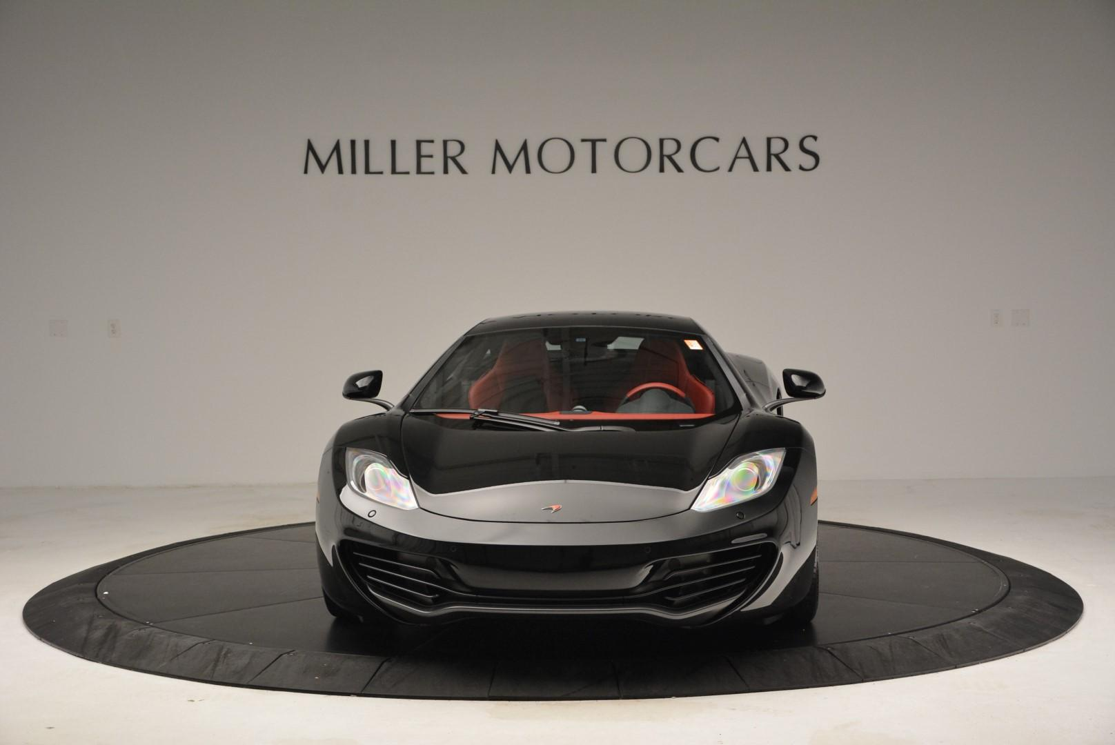 Used 2012 McLaren 12C Coupe For Sale In Westport, CT 70_p12