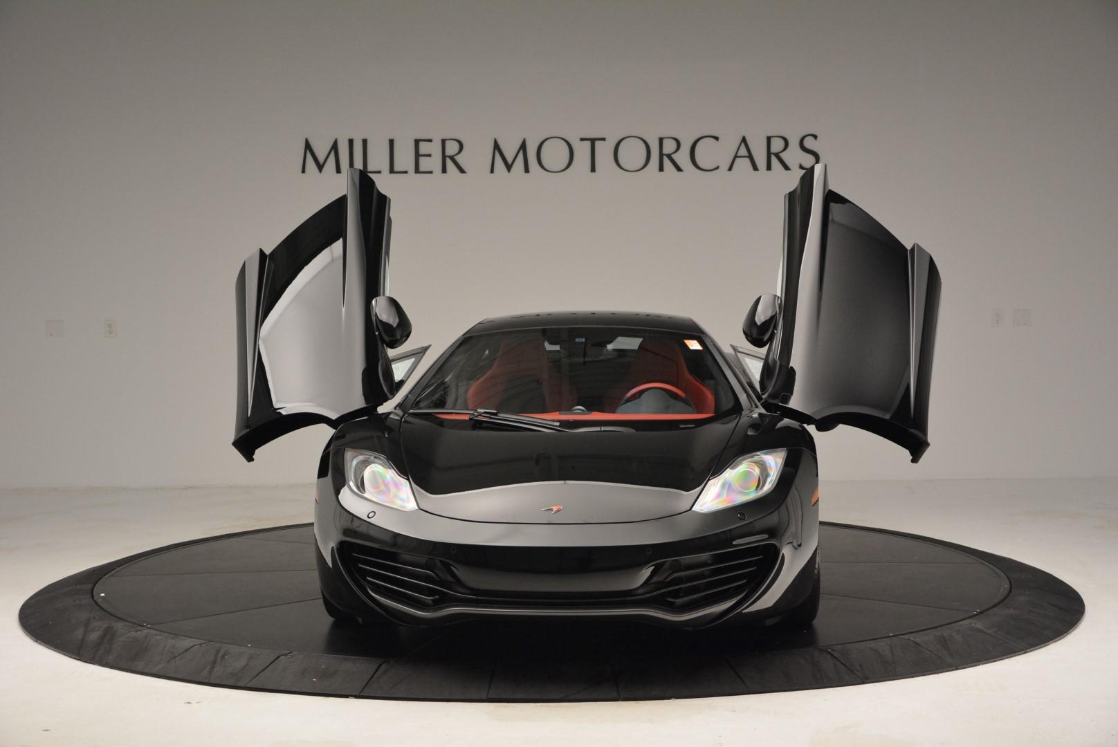 Used 2012 McLaren 12C Coupe For Sale In Westport, CT 70_p13